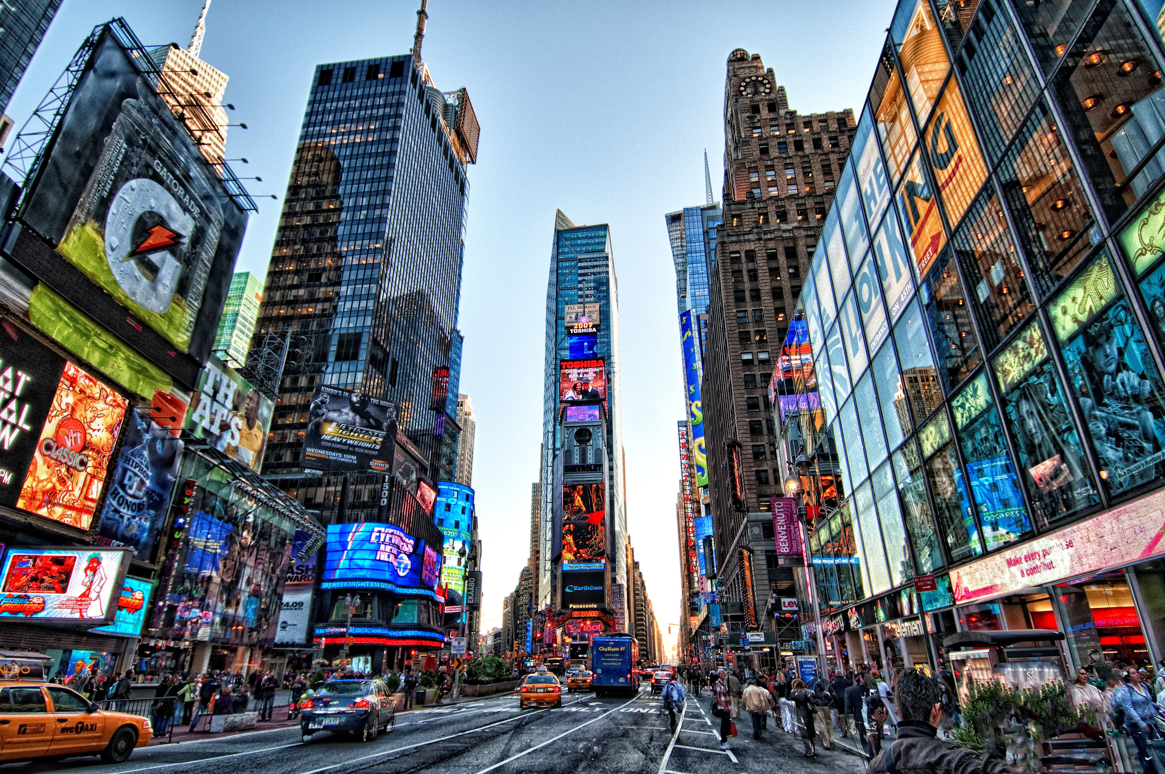 Nyc Times Square Hd Wallpapers Top Free Nyc Times Square Hd
