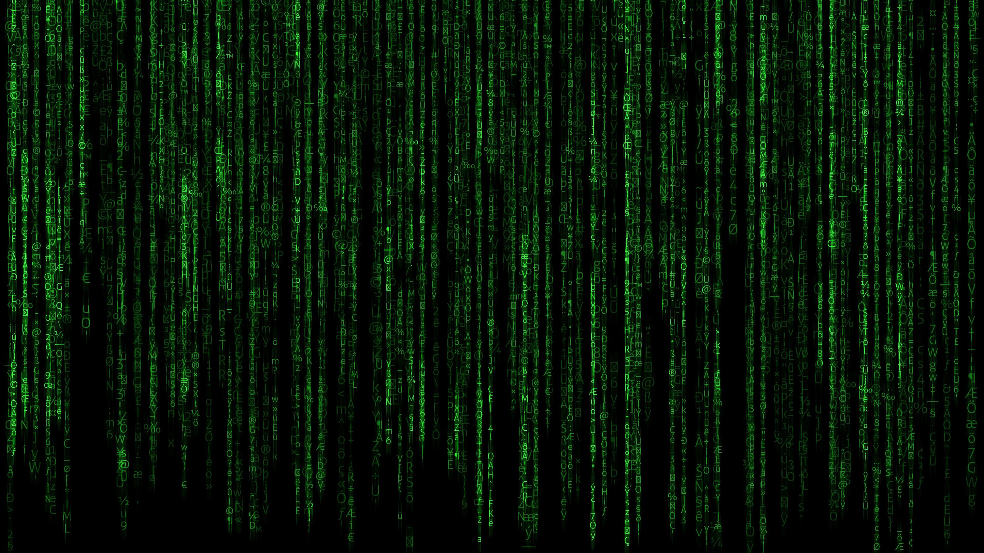 4k Matrix Wallpapers Top Free 4k Matrix Backgrounds Wallpaperaccess