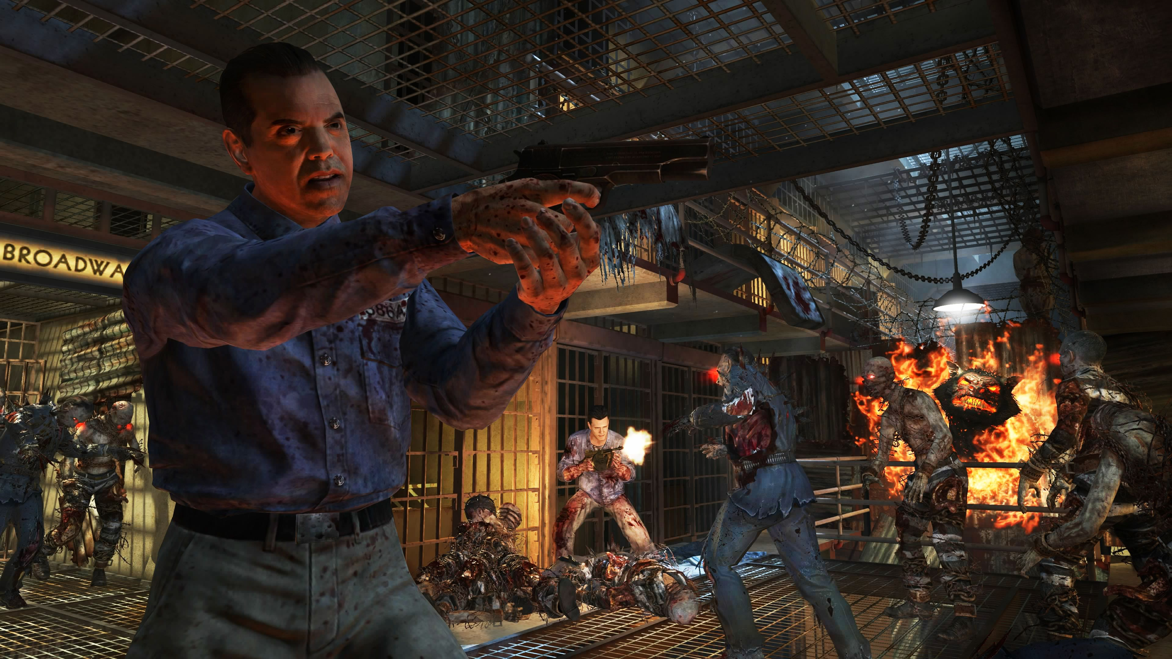 Black Ops Zombies Wallpapers Top Free Black Ops Zombies Backgrounds Wallpaperaccess