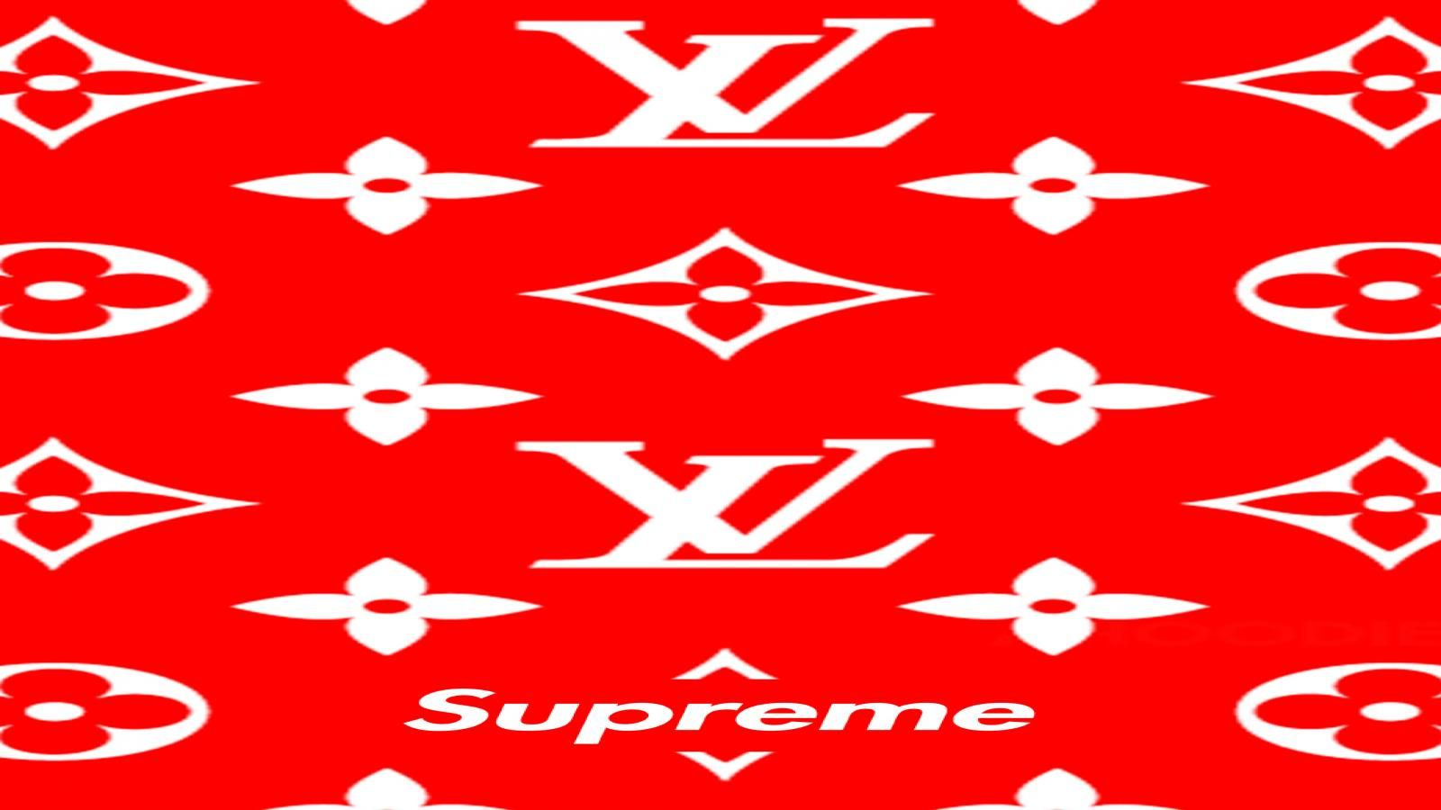 Supreme X Lv Wallpaper 4k Fitrini S Wallpaper