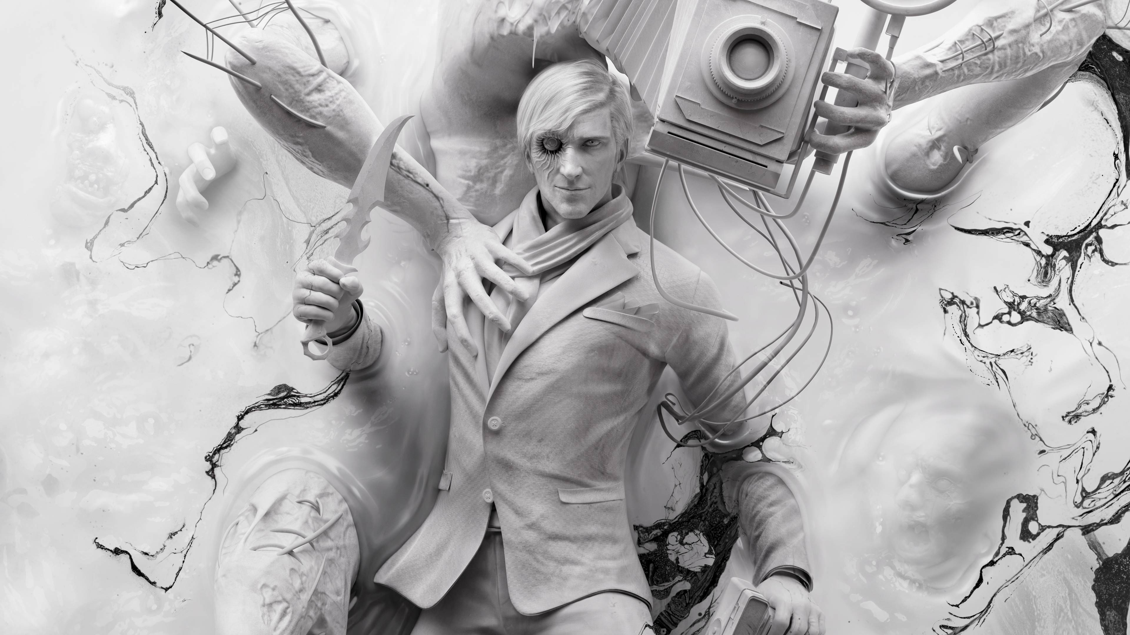 The Evil Within 2 4k Wallpapers Top Free The Evil Within 2 4k