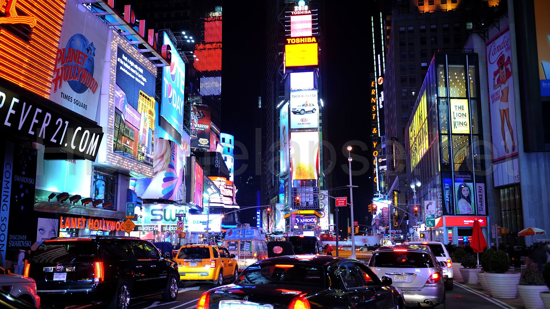 NYC Times Square HD Wallpapers - Top Free NYC Times Square ...