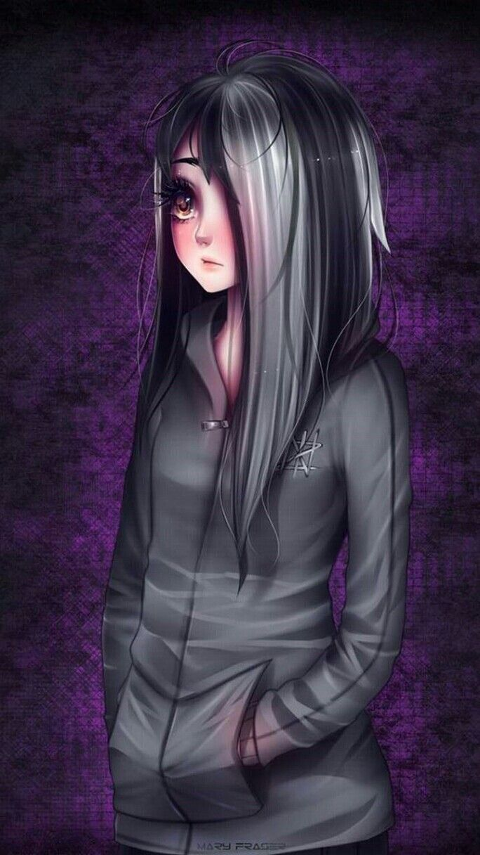Unduh 78+ Wallpaper Emo Animasi HD Terbaik