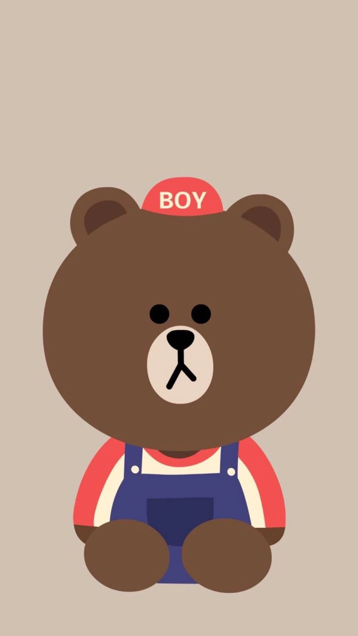 Brown Bear Iphone Wallpaper