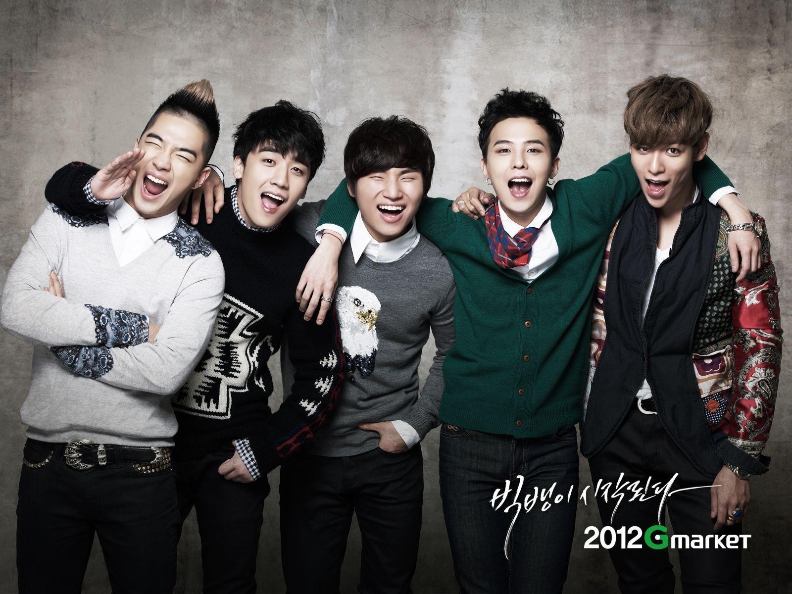 Big Bang K Pop Wallpapers Top Free Big Bang K Pop