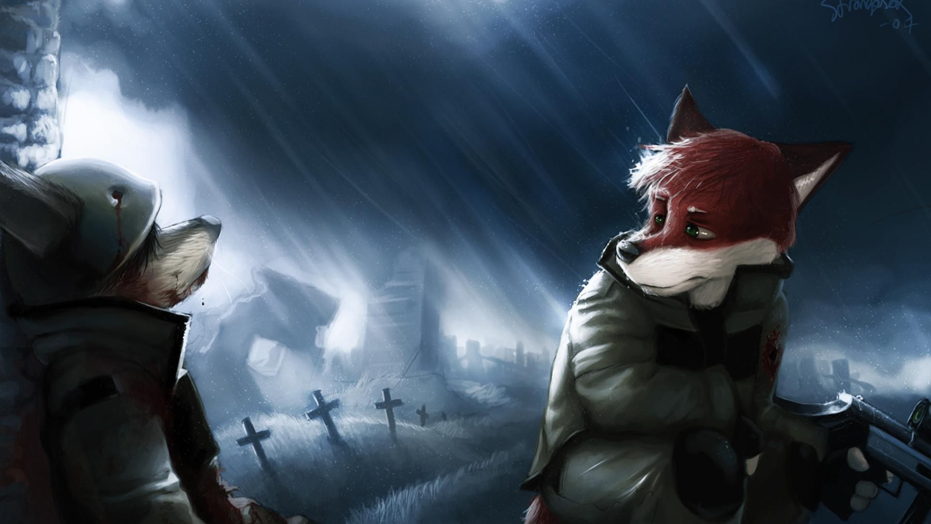 Furry Characters 4k Wallpapers Top Free Furry Characters 4k Backgrounds Wallpaperaccess