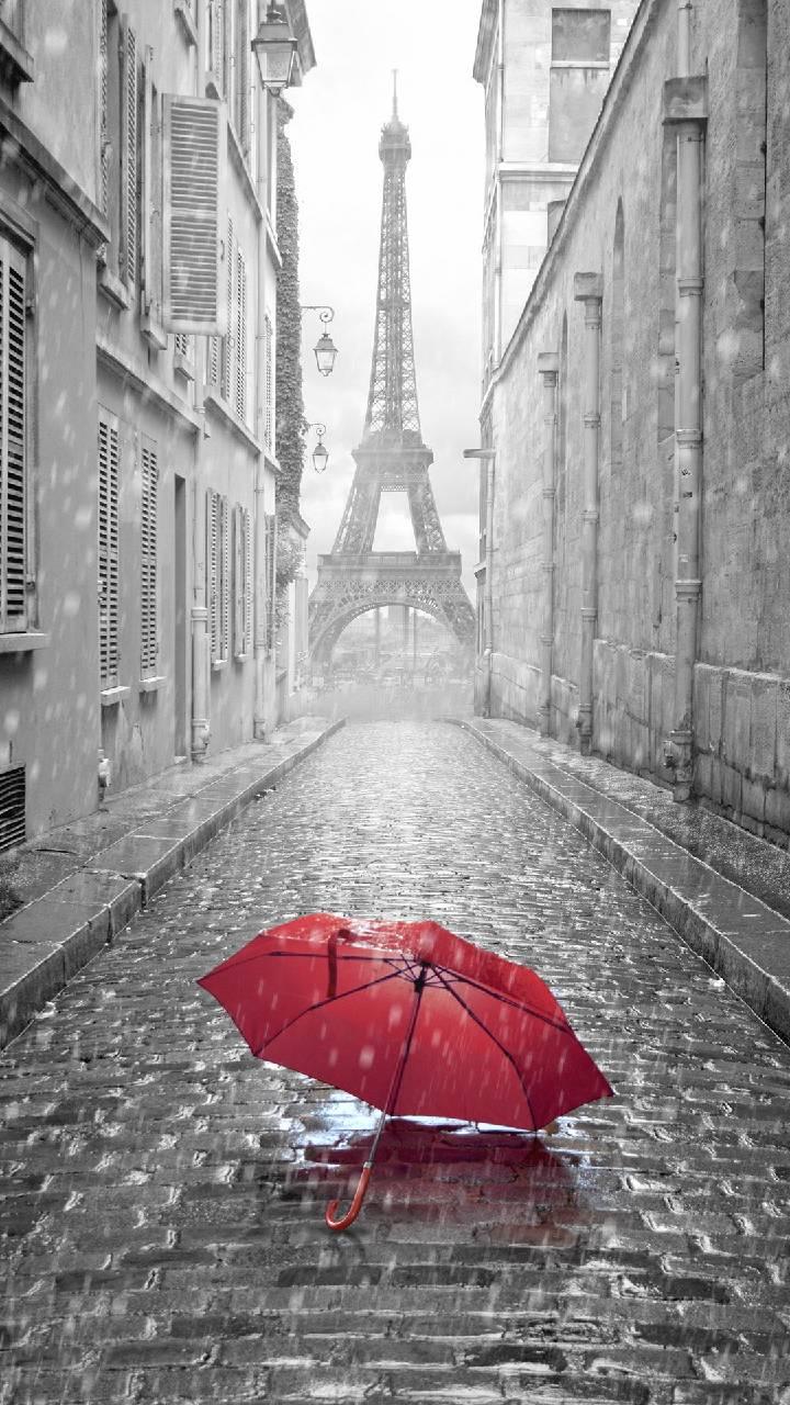 Rain In Paris Wallpapers Top Free Rain In Paris Backgrounds