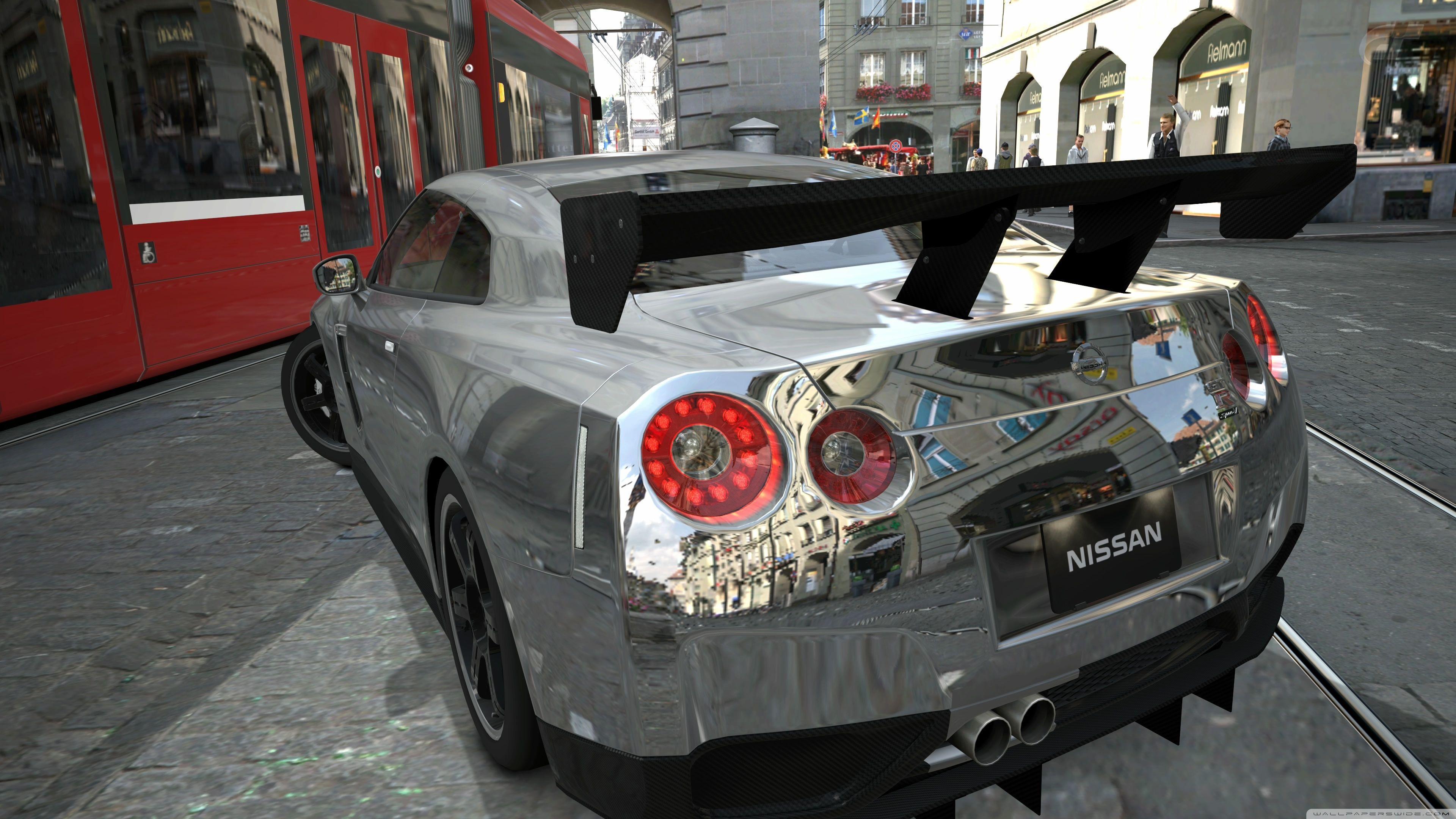 Nissan Gtr Car 4k Hd Desktop Wallpaper For 4k Ultra Hd Tv: Nissan GT-R 4K Wallpapers