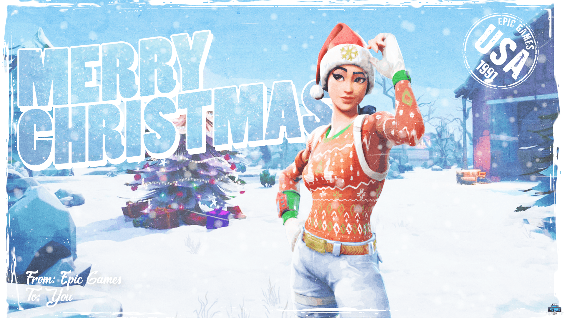 Christmas Skins.Fortnite Christmas Skins Wallpapers Top Free Fortnite