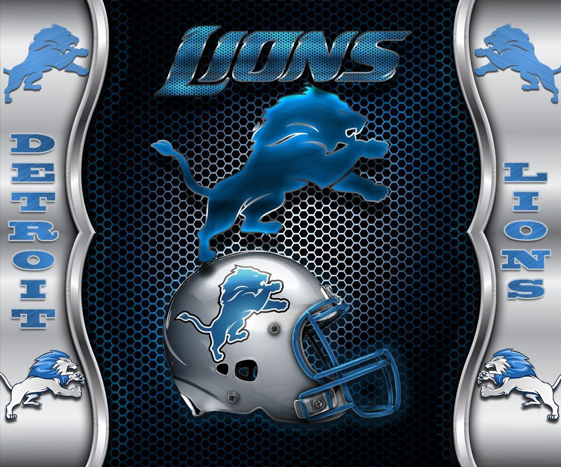 NFL Detroit Lions Logo Wallpapers - Top Free NFL Detroit ...