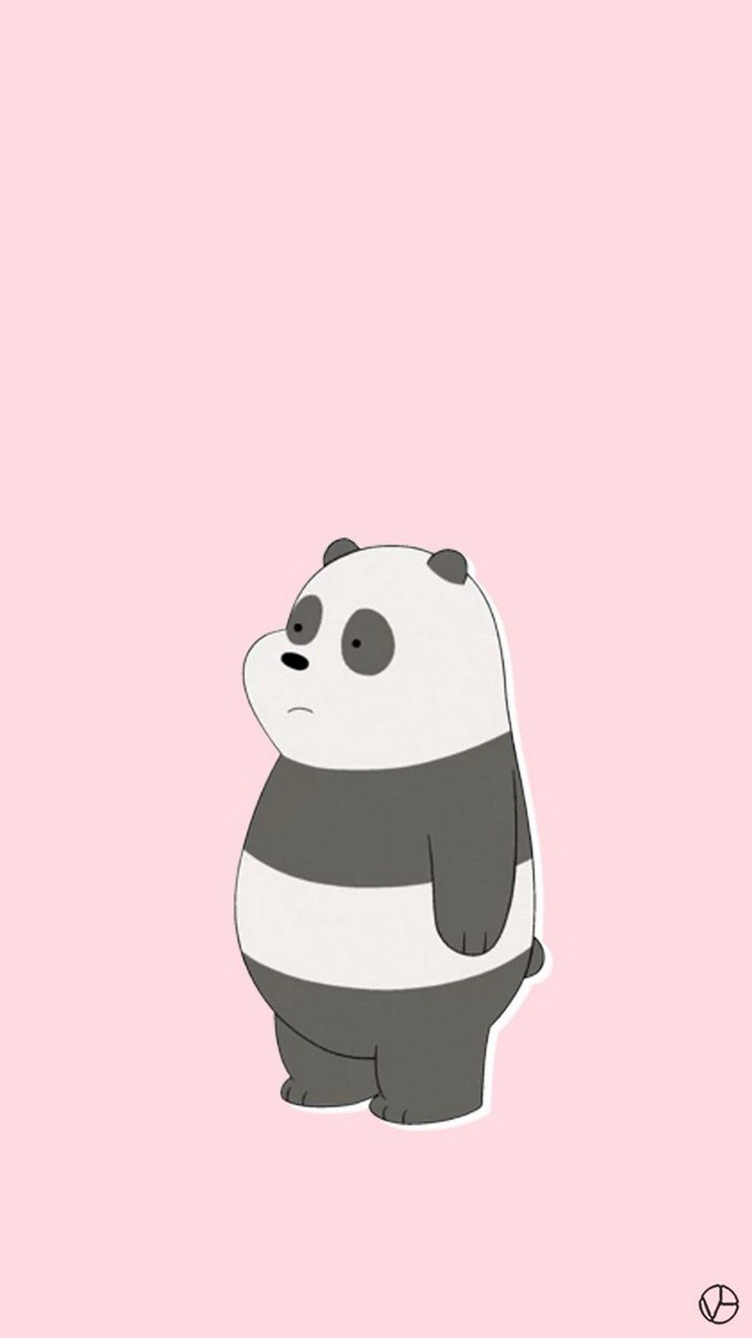 Small Cute Cartoon Panda Wallpapers Top Free Small Cute