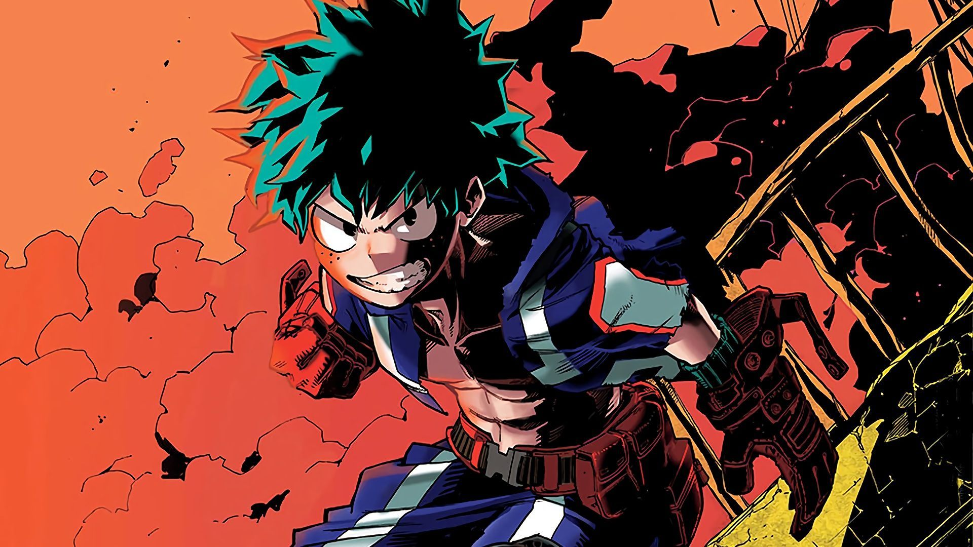 Boku No Academia Wallpapers Top Free Boku No Academia