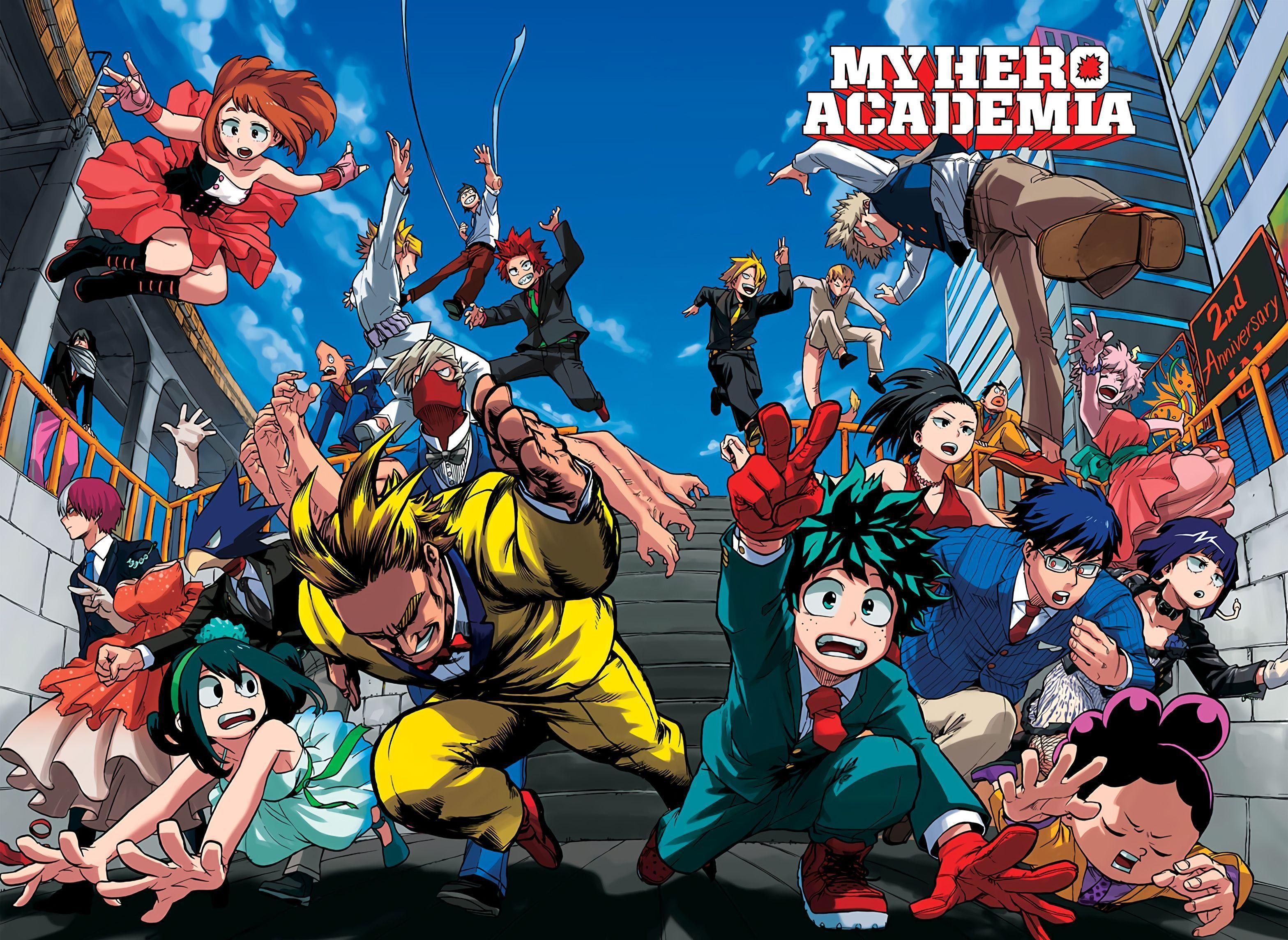 My Hero Academia 4k Wallpapers Top Free My Hero Academia 4k