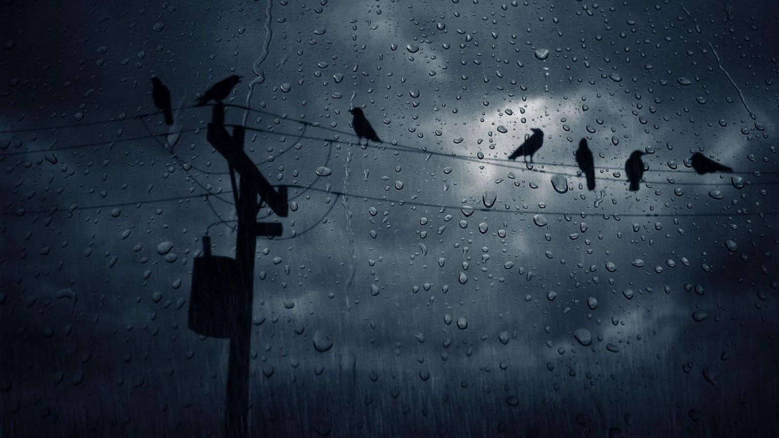 1600x900 Sad Rain Wallpaper Images #nJf | Earth | Pinterest | Rain