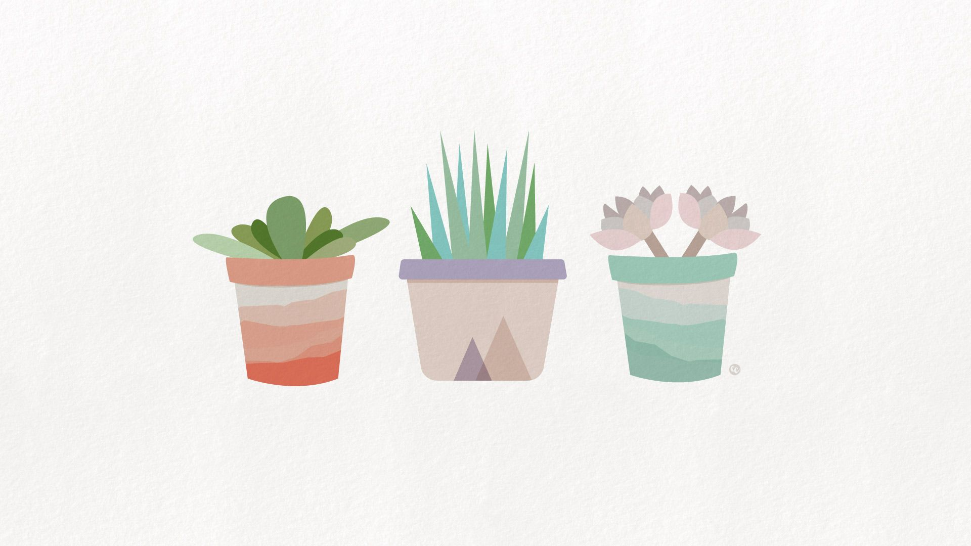 Featured image of post Aesthetic Laptop Backgrounds Plants