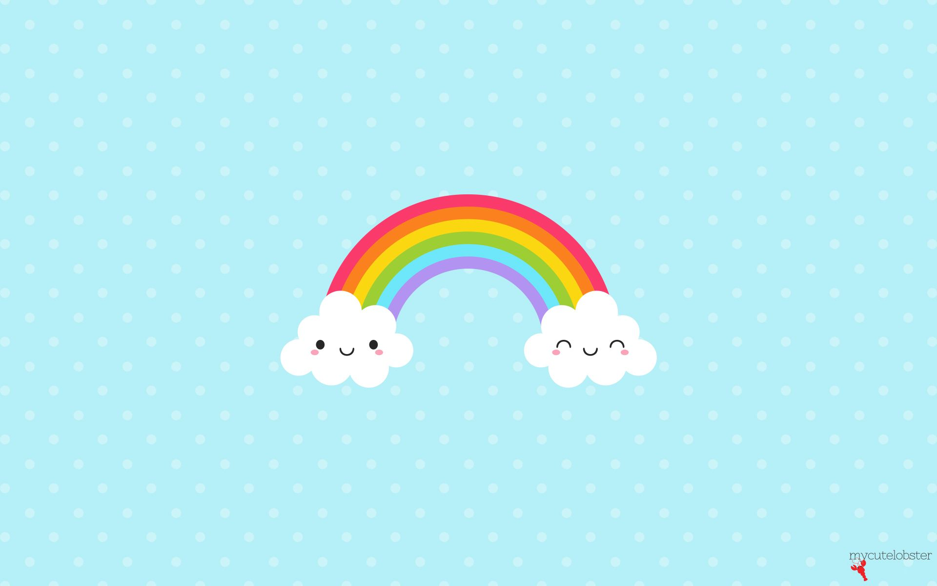 Cute Rainbow Wallpapers - Top Free Cute Rainbow ...