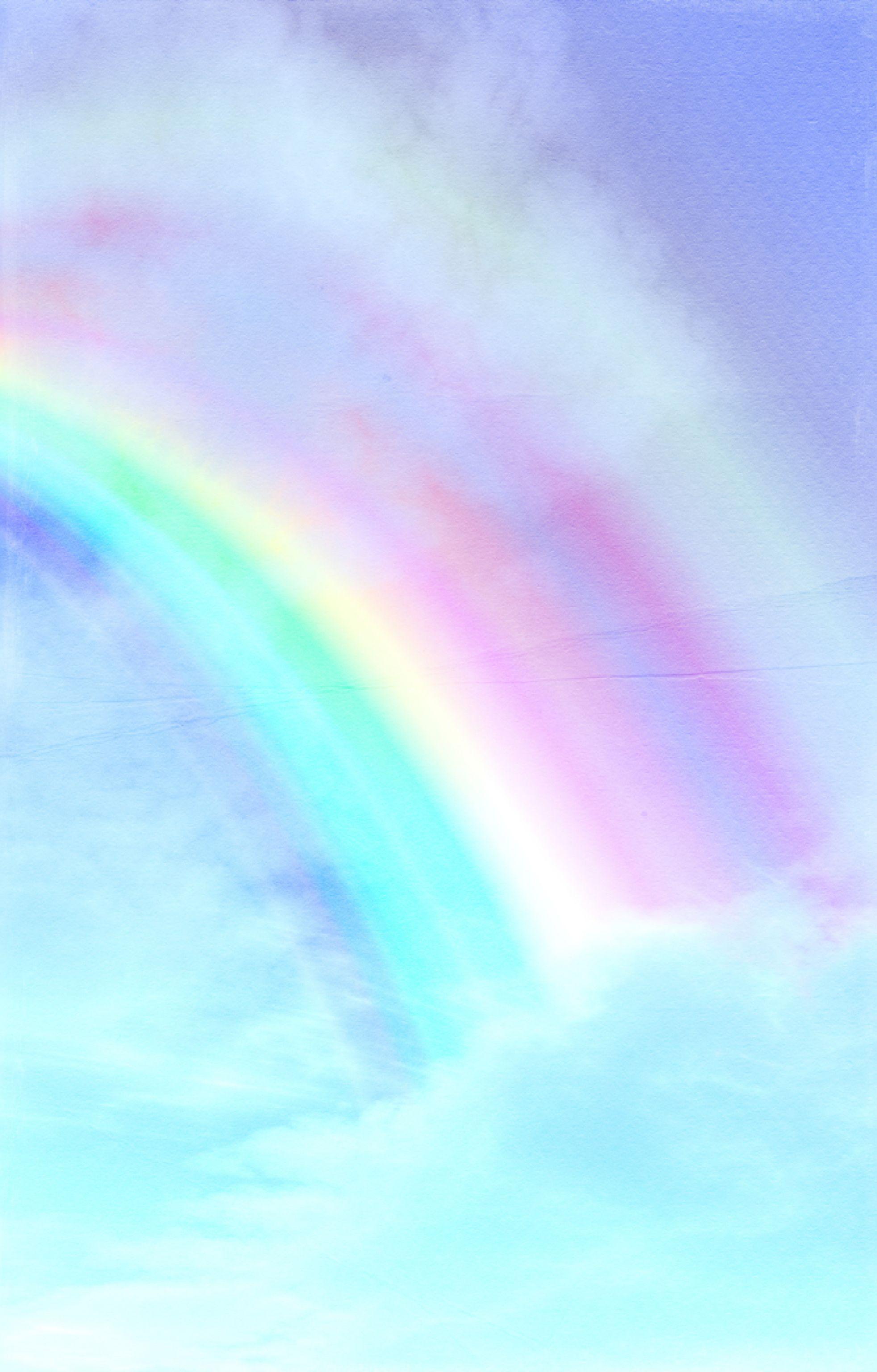 Cute rainbow wallpapers top free cute rainbow - Rainbow background pastel ...