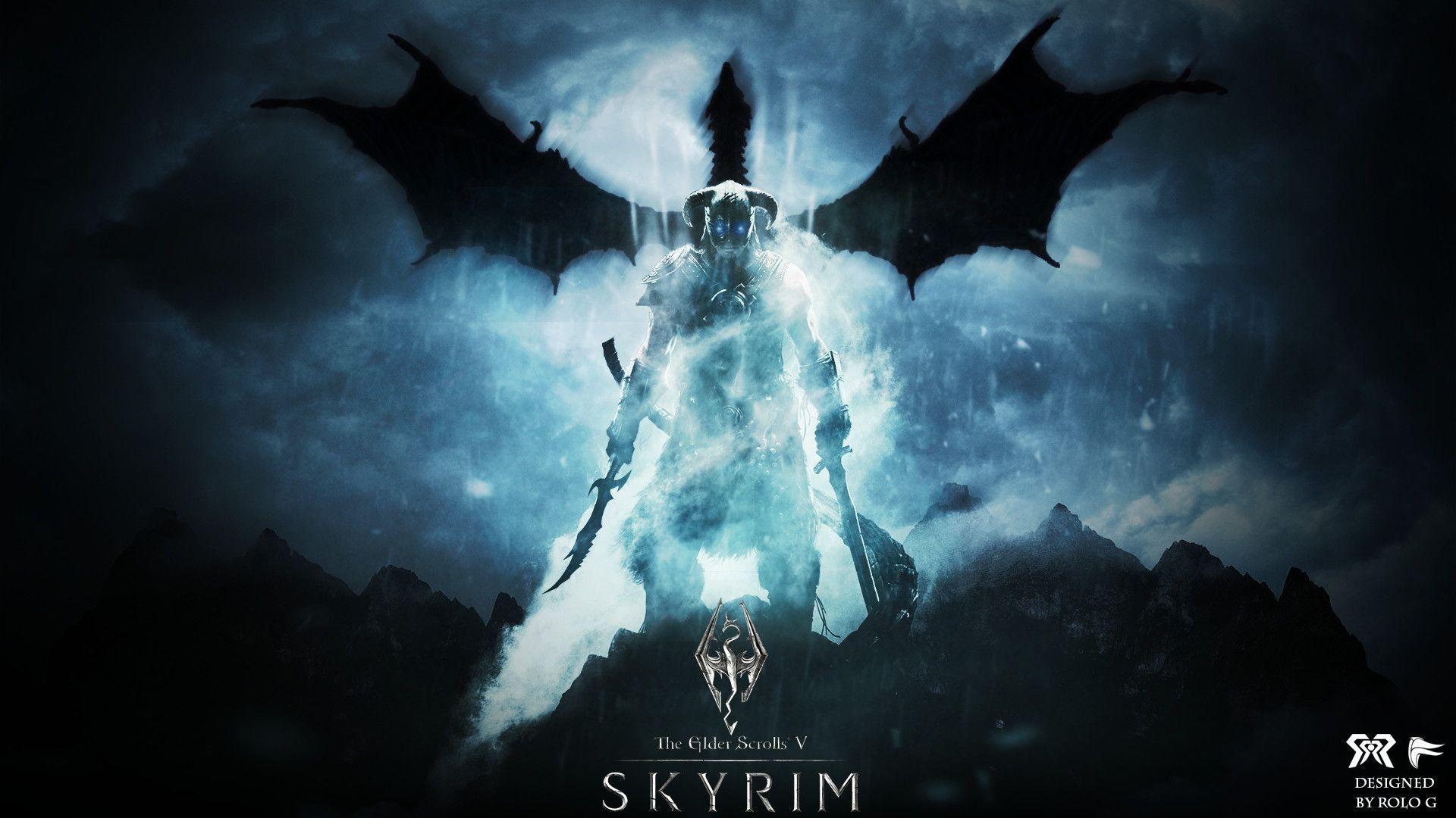 3000x1686 Skyrim Dragonborn Images Wallpaper Desktop Hd Pics Of Pc Collection