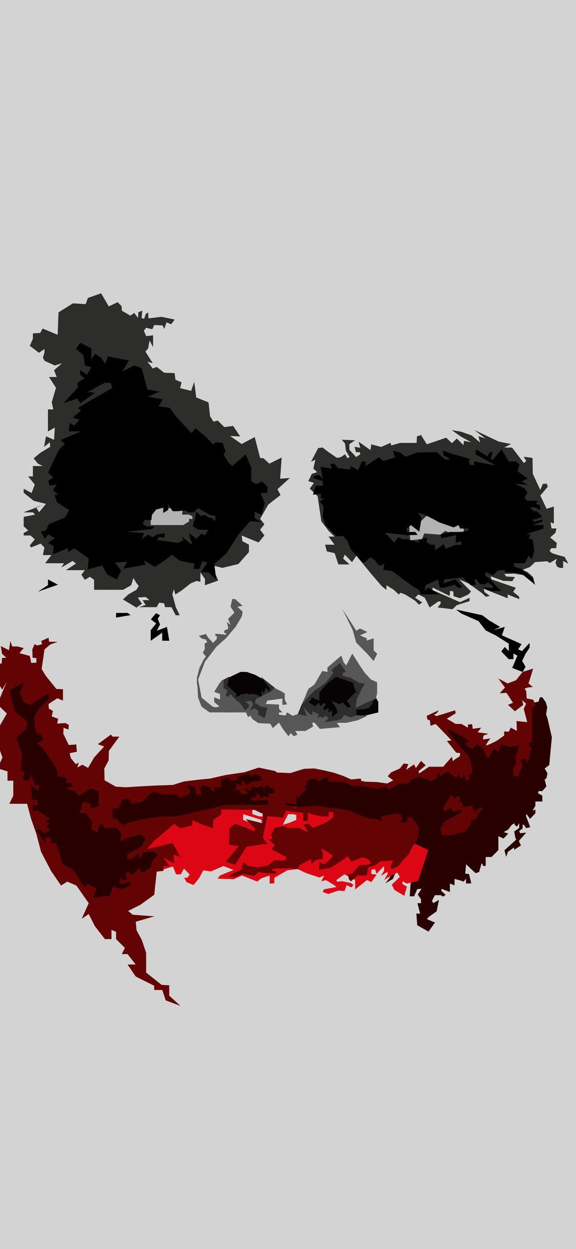 Minimalist Joker Iphone Wallpapers Top Free Minimalist