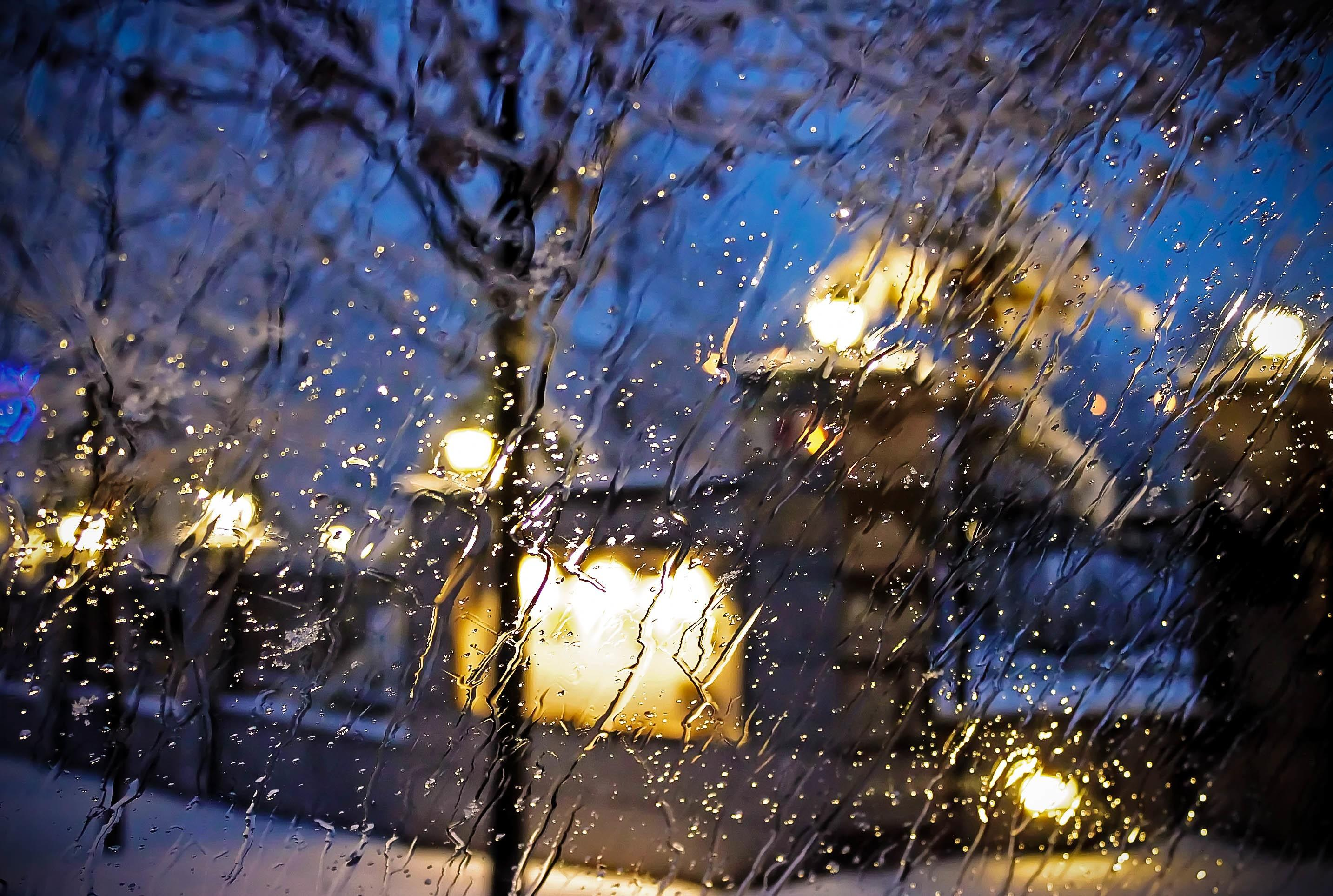 Winter Rain Wallpapers Top Free Winter Rain Backgrounds Wallpaperaccess