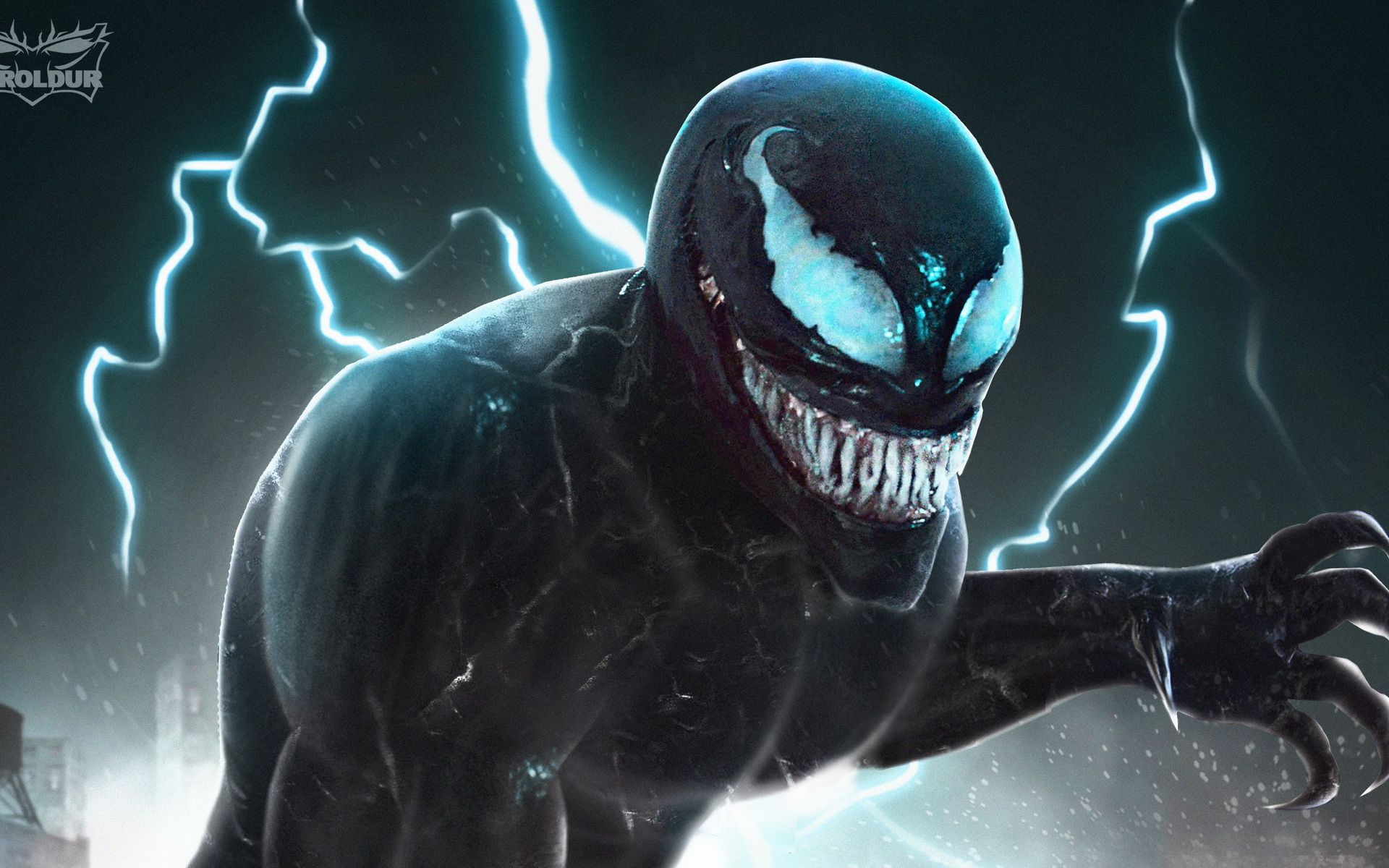 Venom 2018 Wallpapers Top Free Venom 2018 Backgrounds Wallpaperaccess
