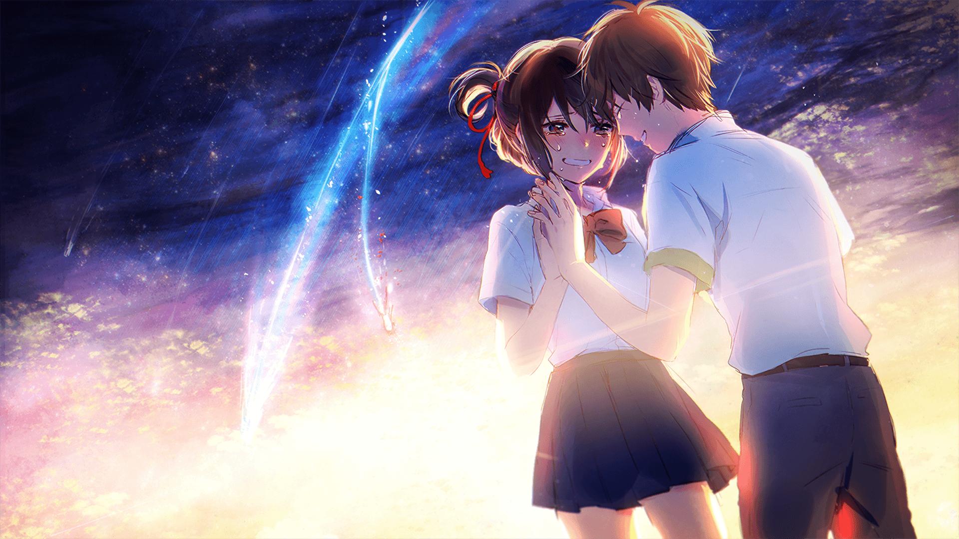 Your Name Anime 2016 Wallpapers Top Free Your Name Anime 2016