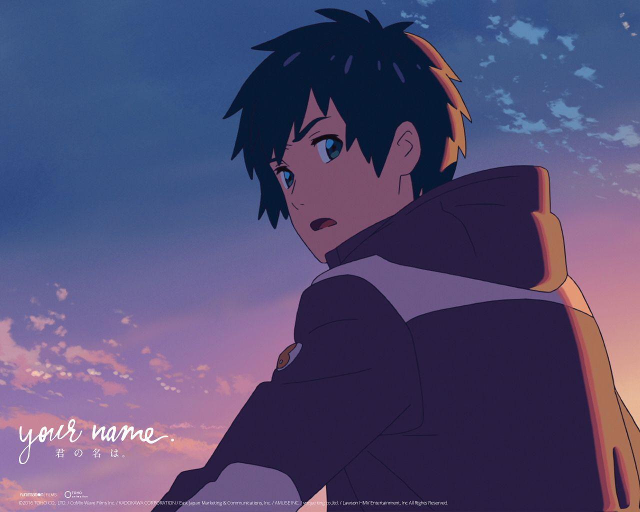 Your Name Anime 2016 Wallpapers Top Free Your Name Anime