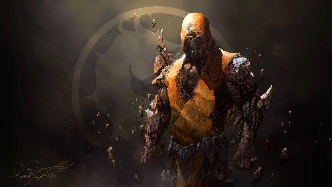 4k Mortal Kombat Wallpapers Top Free 4k Mortal Kombat
