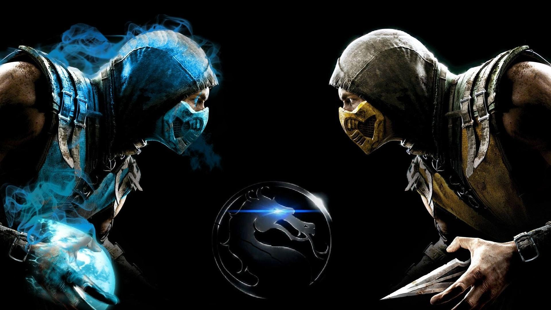 4K Mortal Kombat Wallpapers
