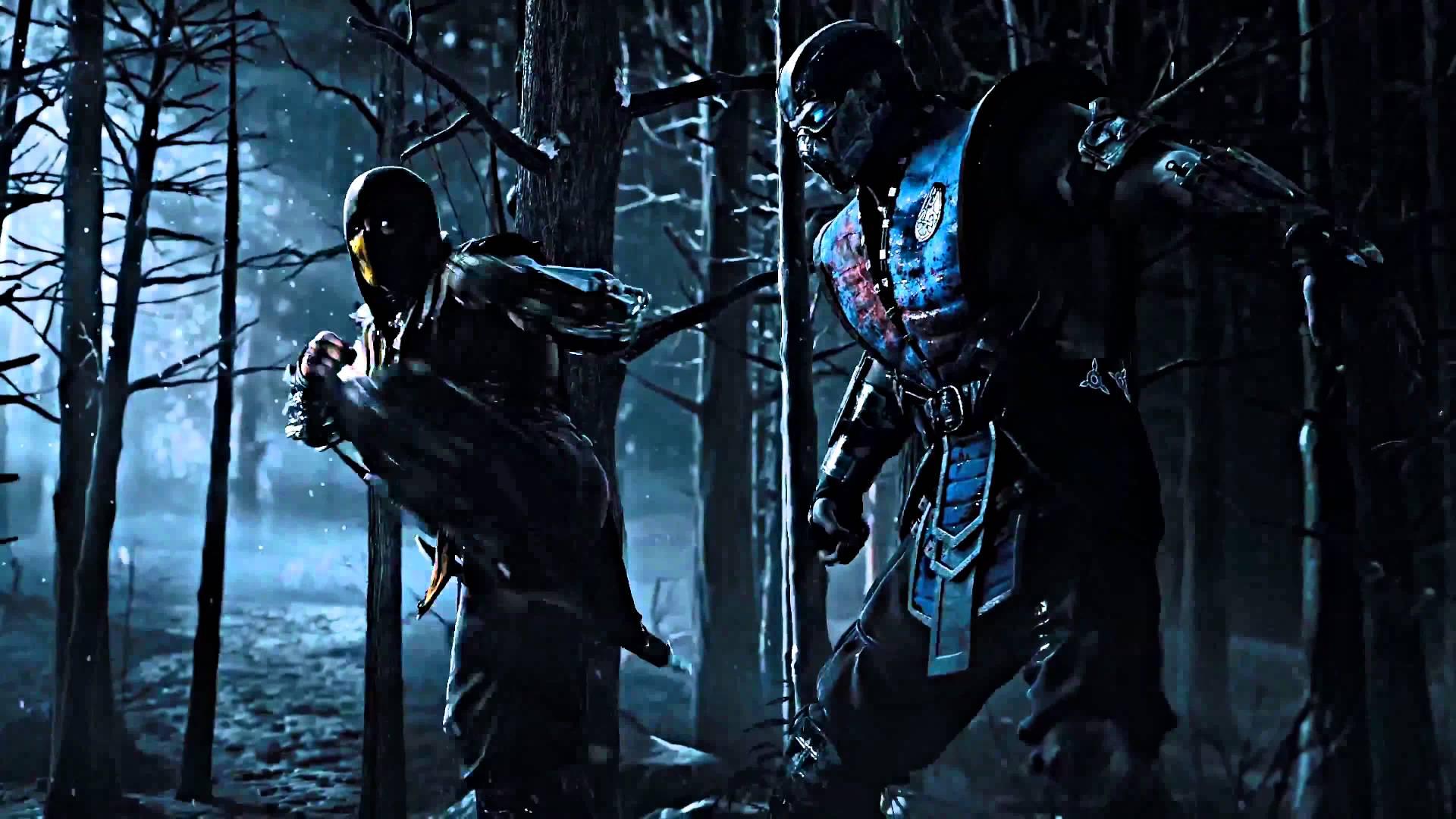 4K Mortal Kombat Wallpapers - Top Free 4K Mortal Kombat