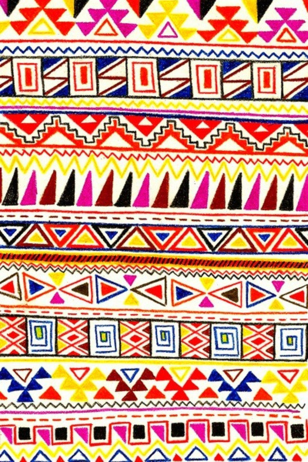 Cute Tribal Pattern Wallpapers - Top Free Cute Tribal ...