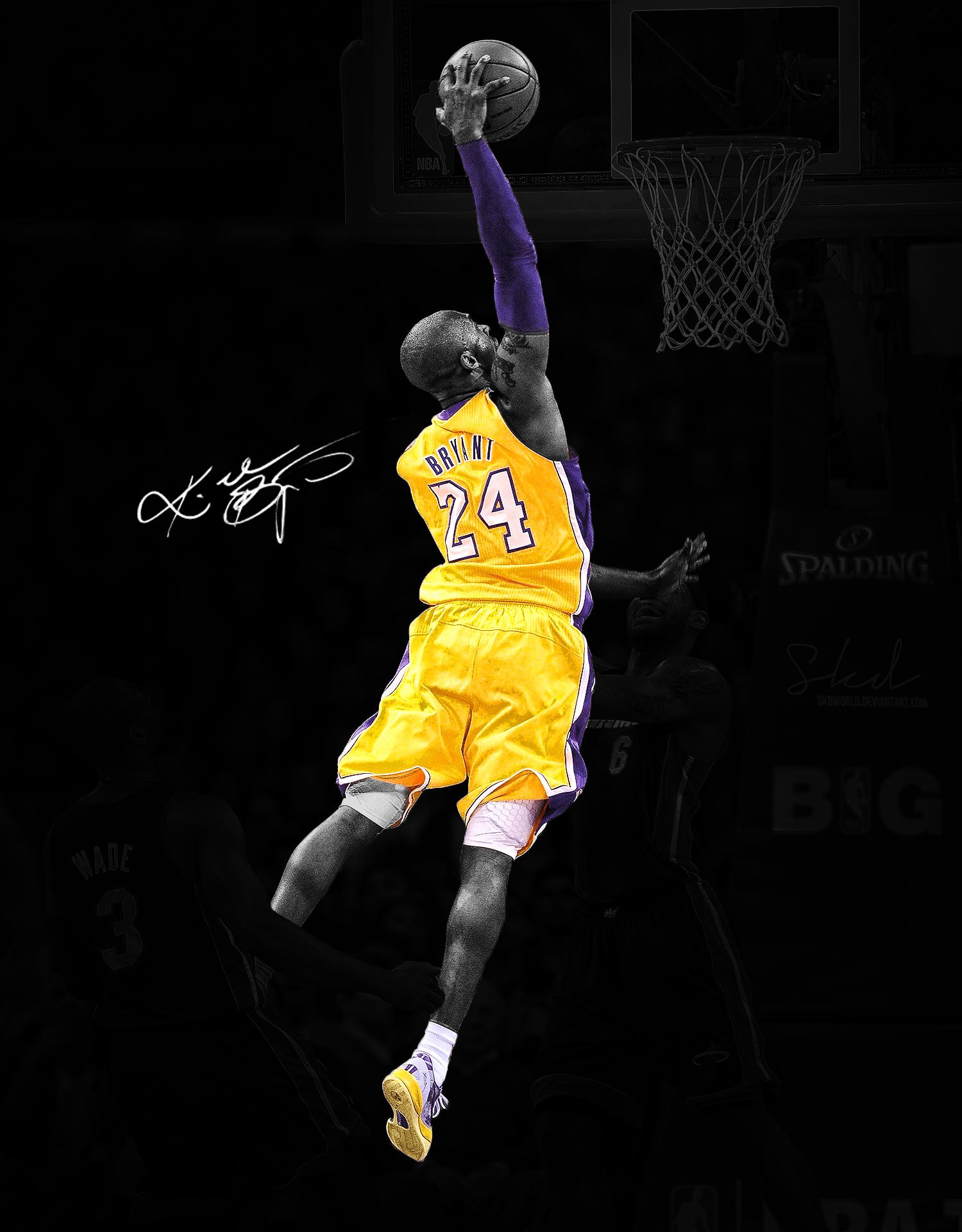 Kobe Bryant Wallpapers Top Free Kobe Bryant Backgrounds