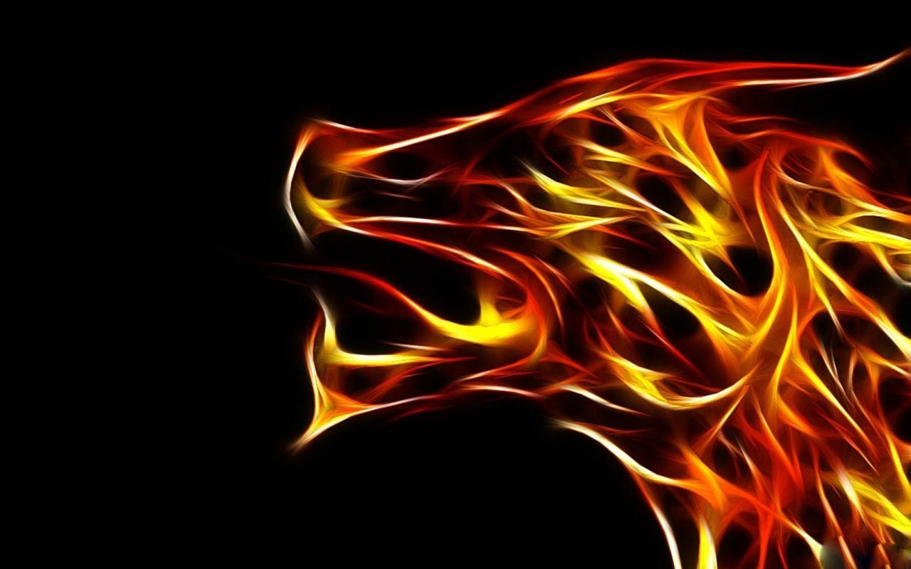 Flaming Wolf Wallpapers Top Free Flaming Wolf Backgrounds