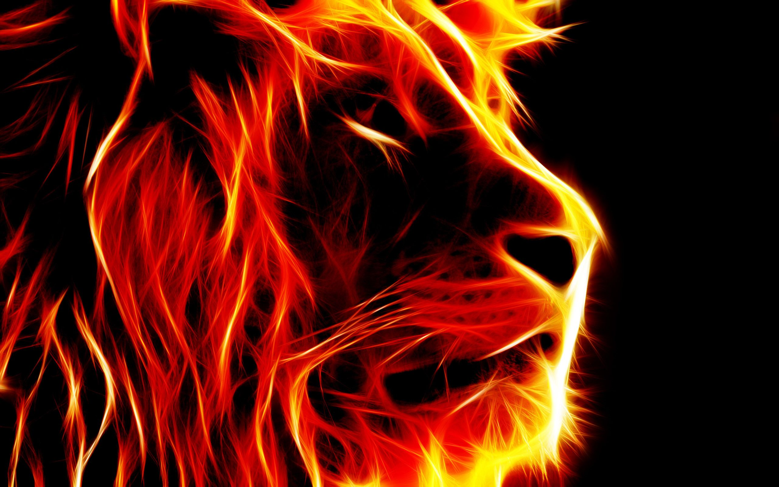 Fire Lion Wallpapers Top Free Fire Lion Backgrounds Wallpaperaccess