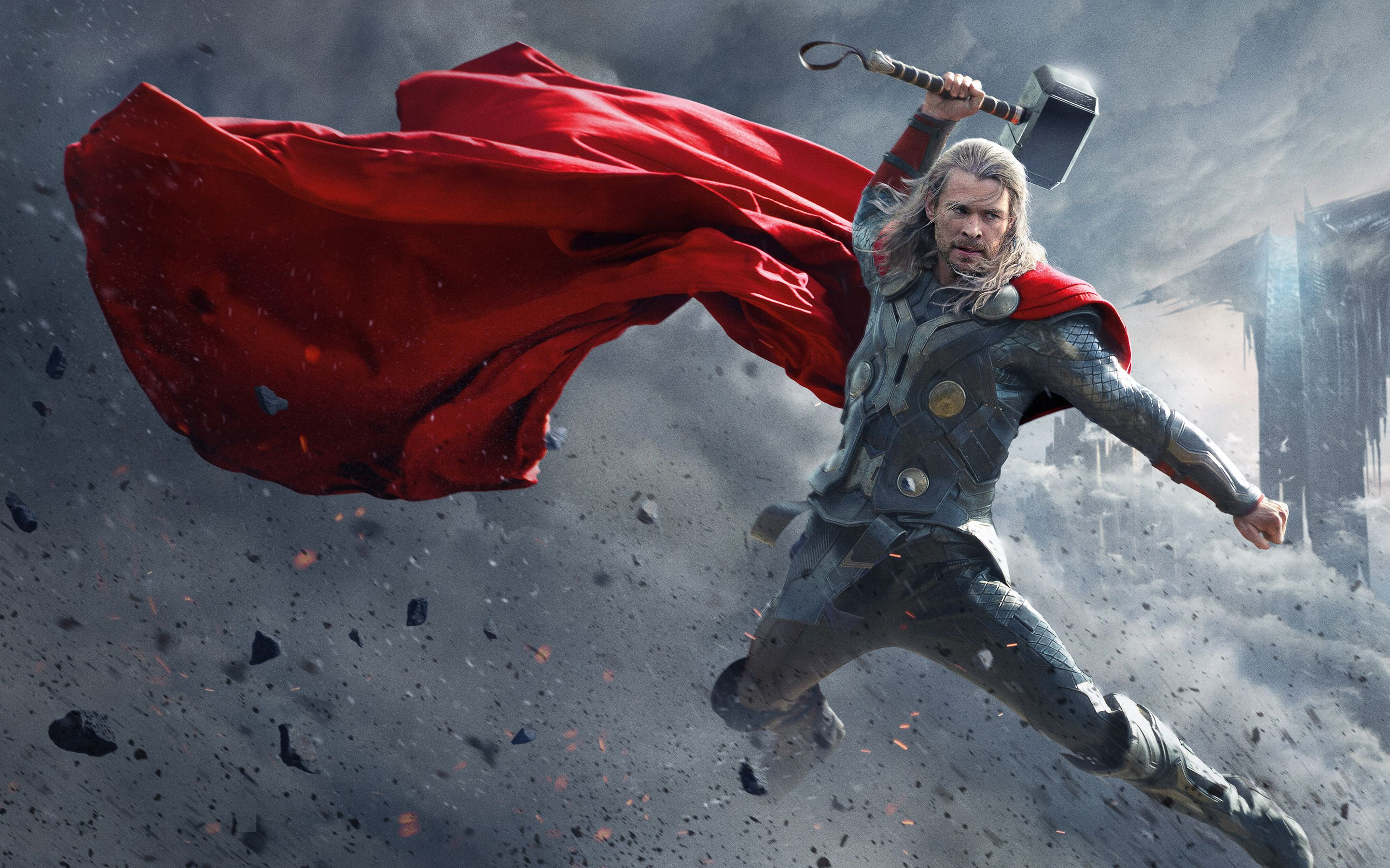 4K Thor Wallpapers - Top Free 4K Thor Backgrounds