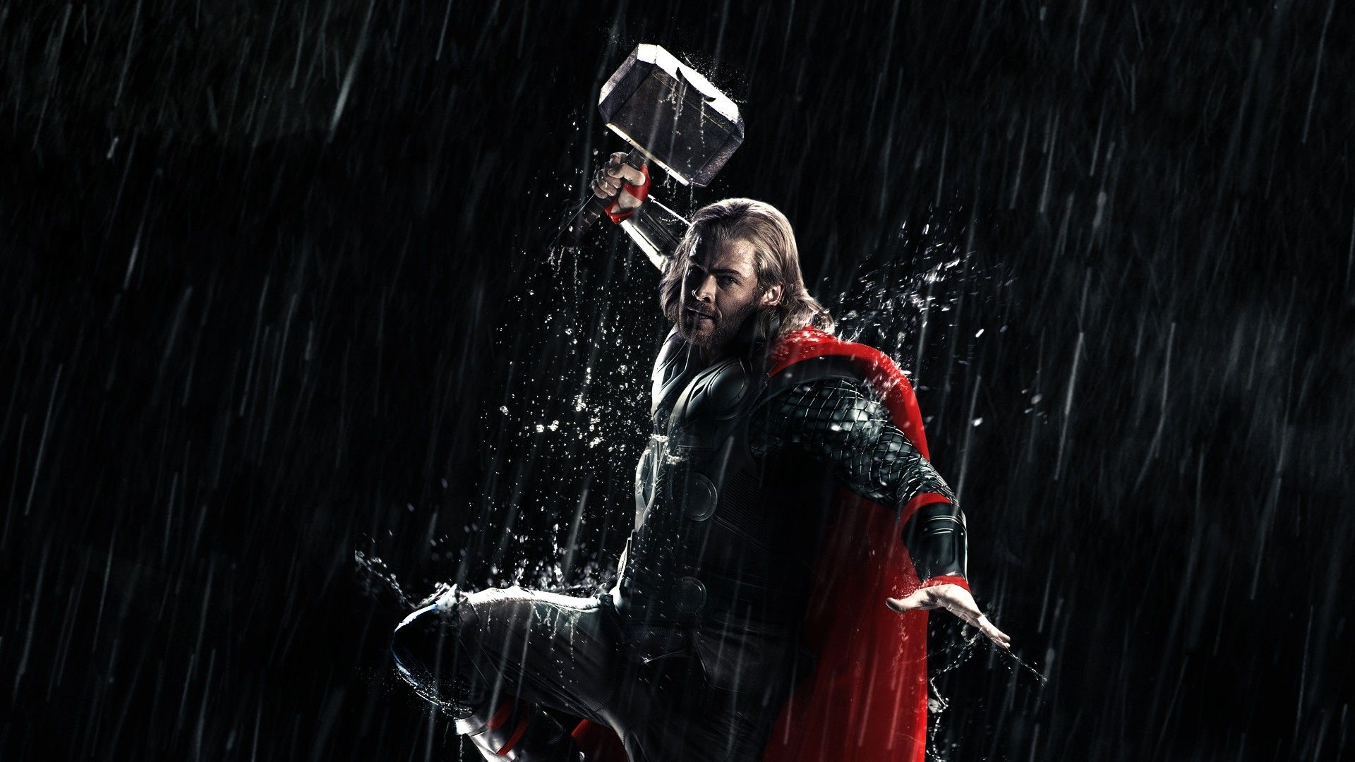 4k Thor Wallpapers Top Free 4k Thor Backgrounds