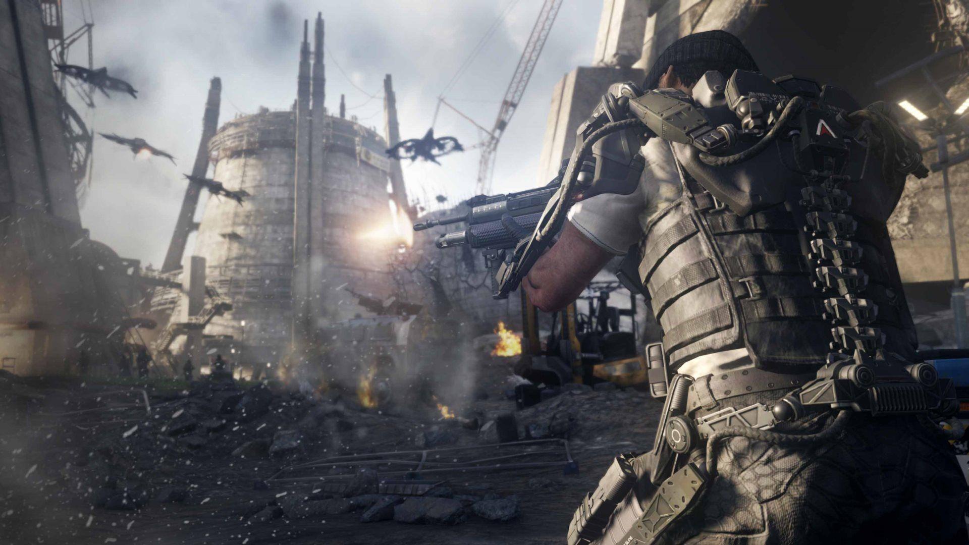 Download Call Of Duty Infinite Warfare Wallpaper 1920x1080
