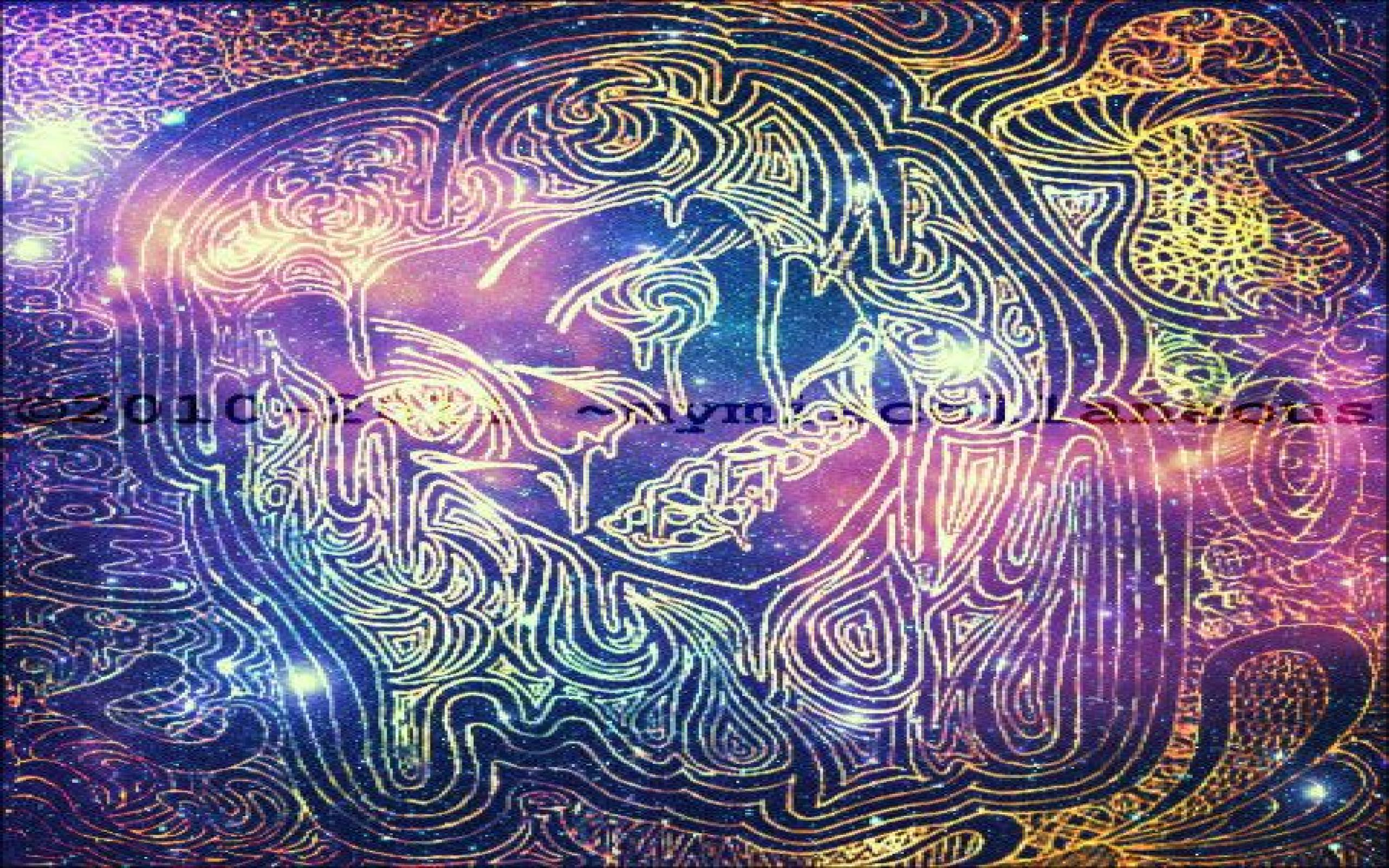 1680x1050 Wallpapers HD Psychedelic