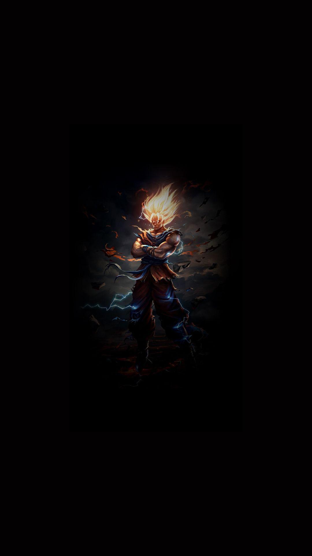Badass Black Goku Wallpapers - Top Free Badass Black Goku ...