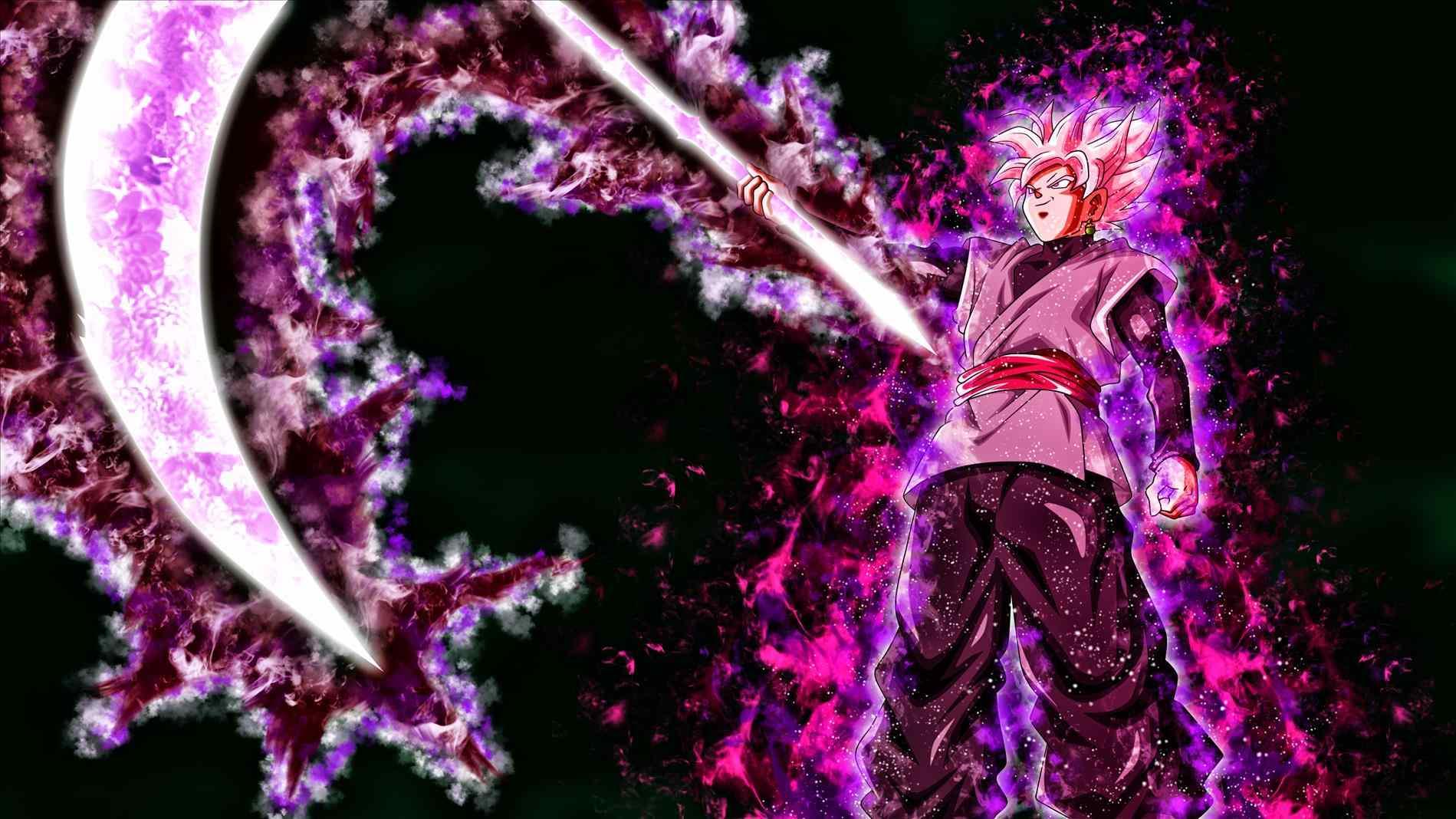 Super Saiyan Rose Wallpapers Top Free Super Saiyan Rose