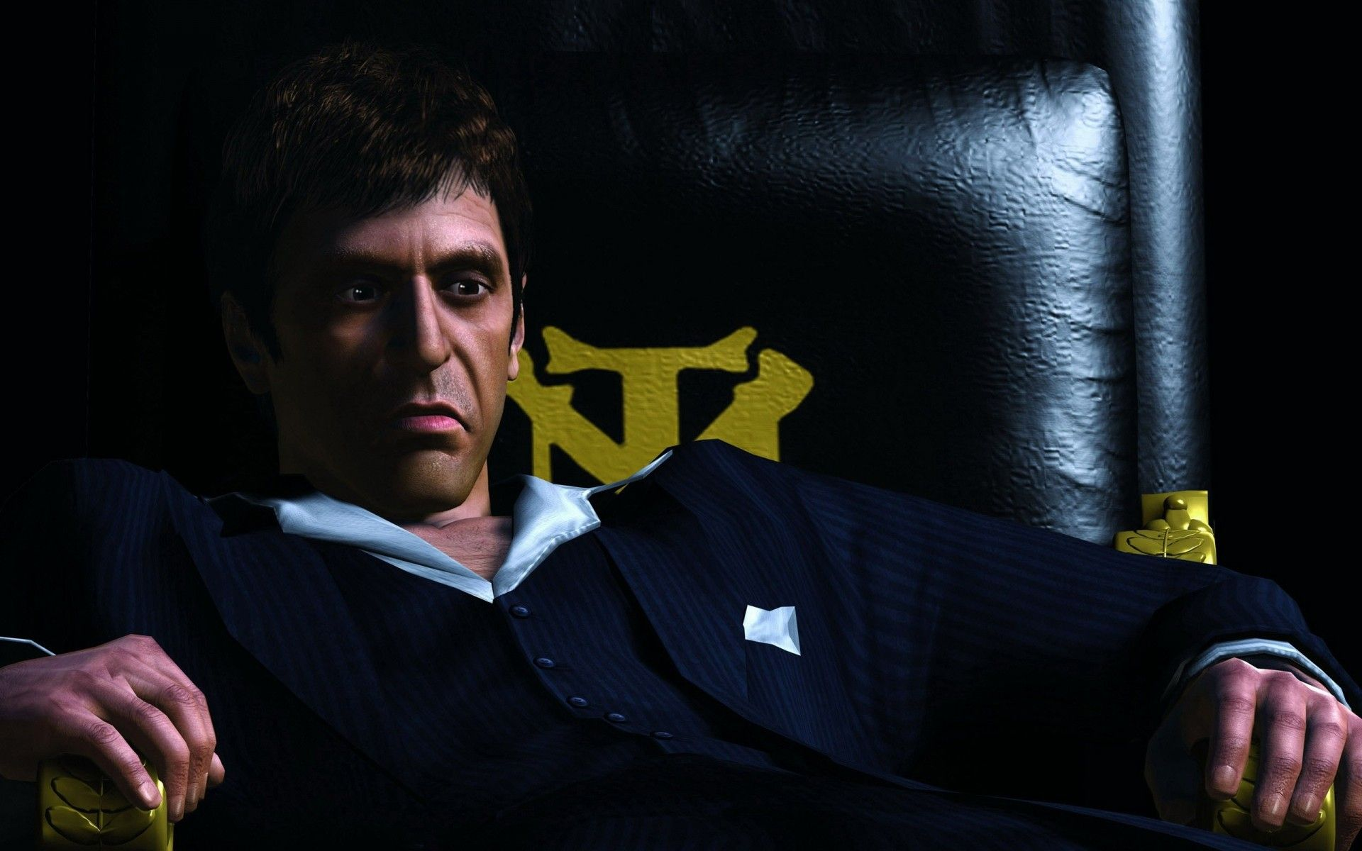 Scarface Game Wallpapers Top Free Scarface Game Backgrounds