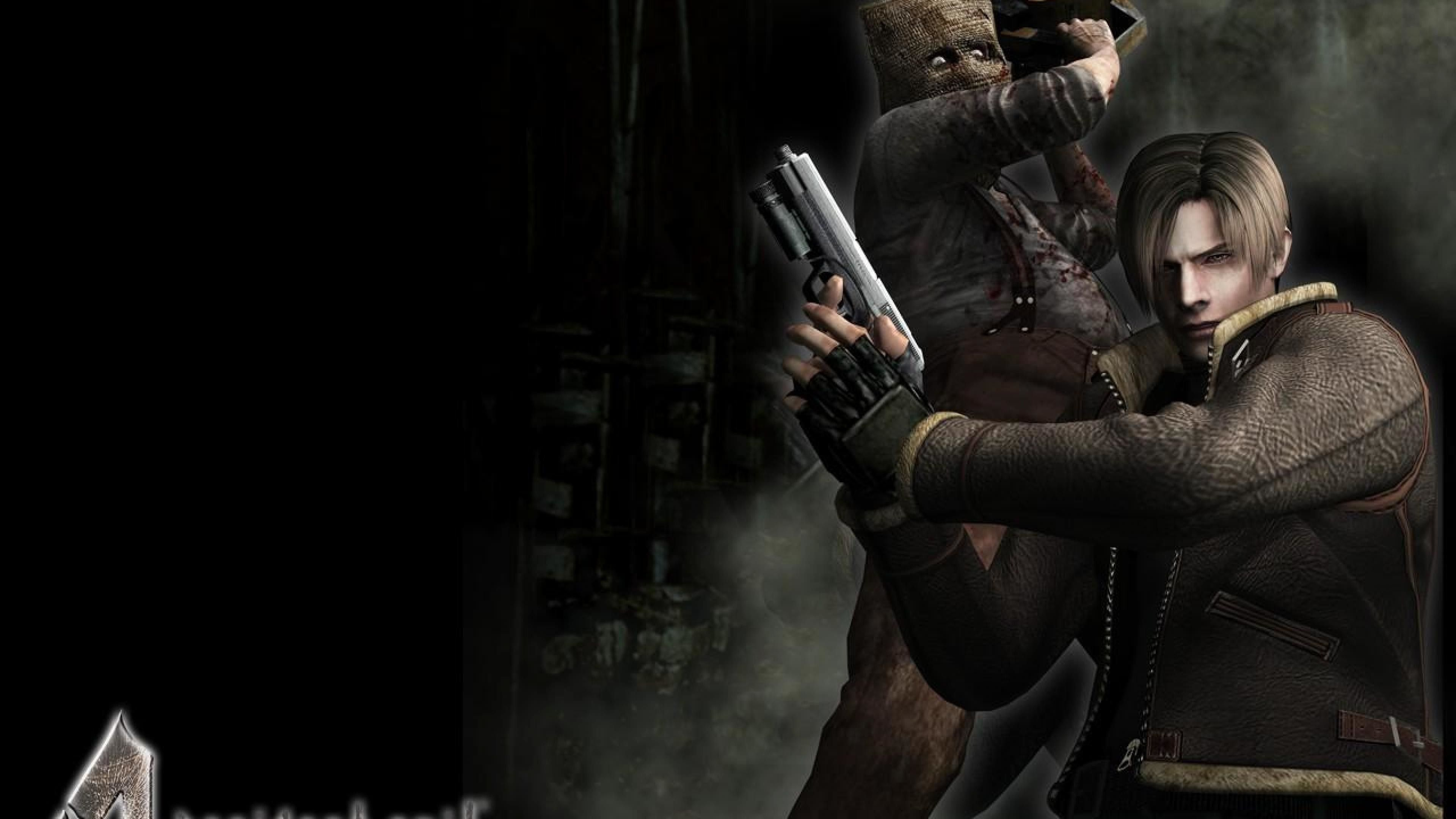 Leon Resident Evil 4k Wallpapers Top Free Leon Resident