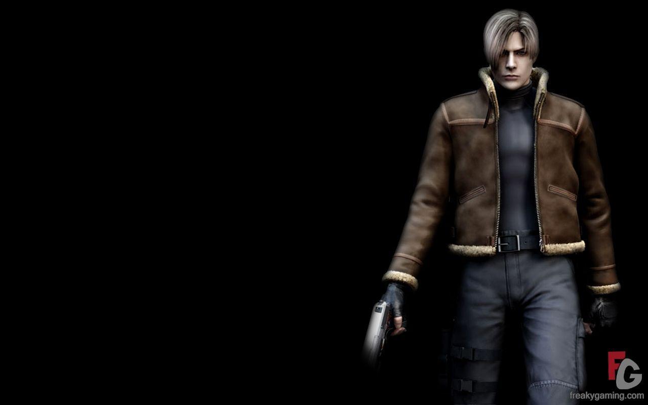 Leon Resident Evil 4K Wallpapers Top Free Leon Resident