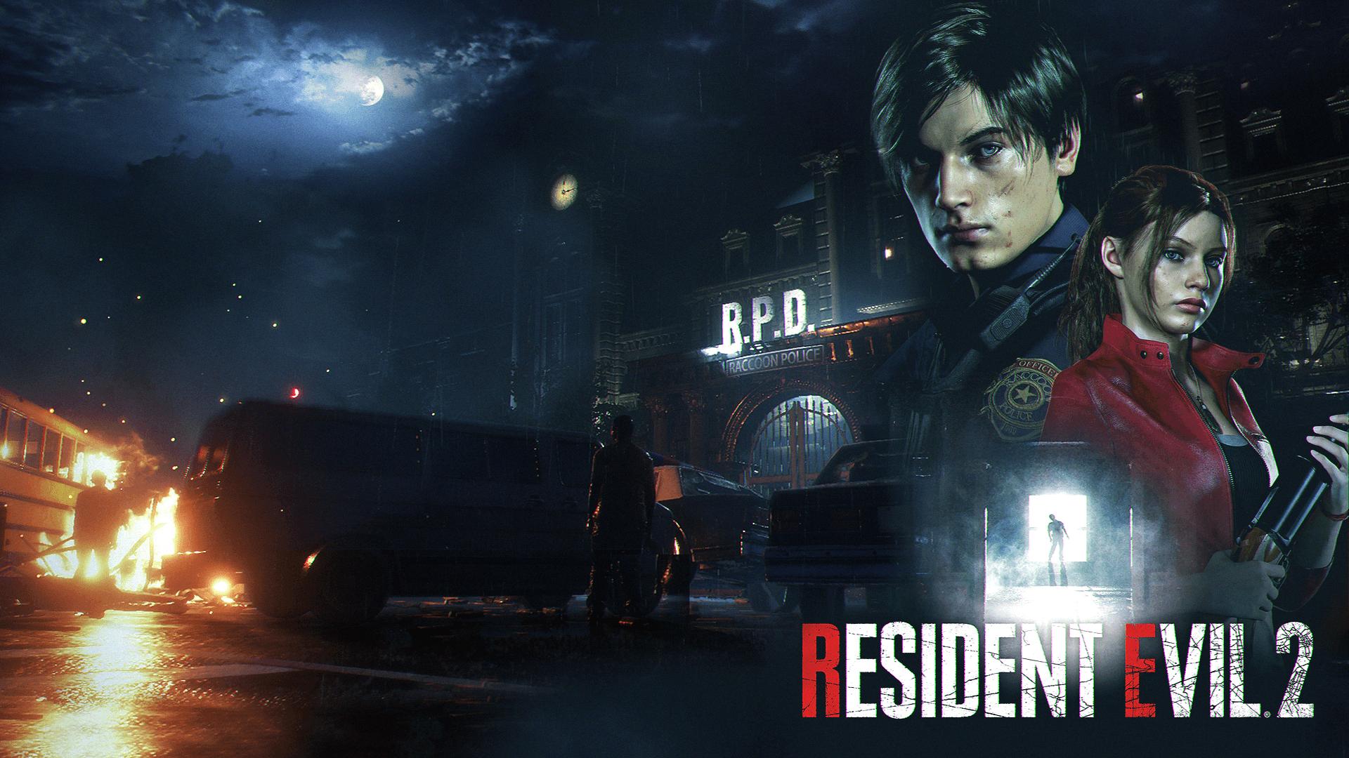 Leon Resident Evil 4K Wallpapers - Top Free Leon Resident
