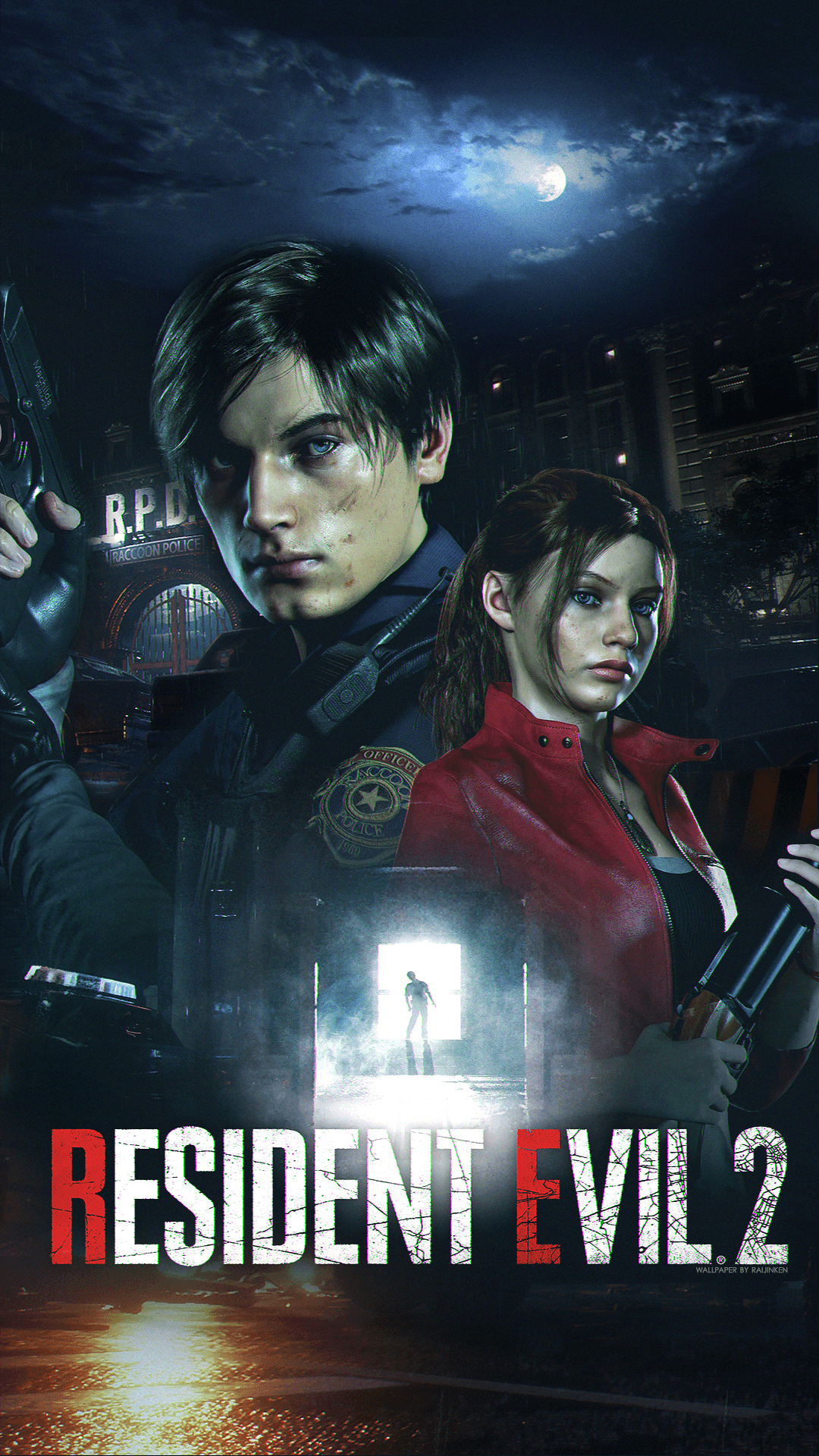 Resident Evil 2 Wallpapers Top Free Resident Evil 2 Backgrounds