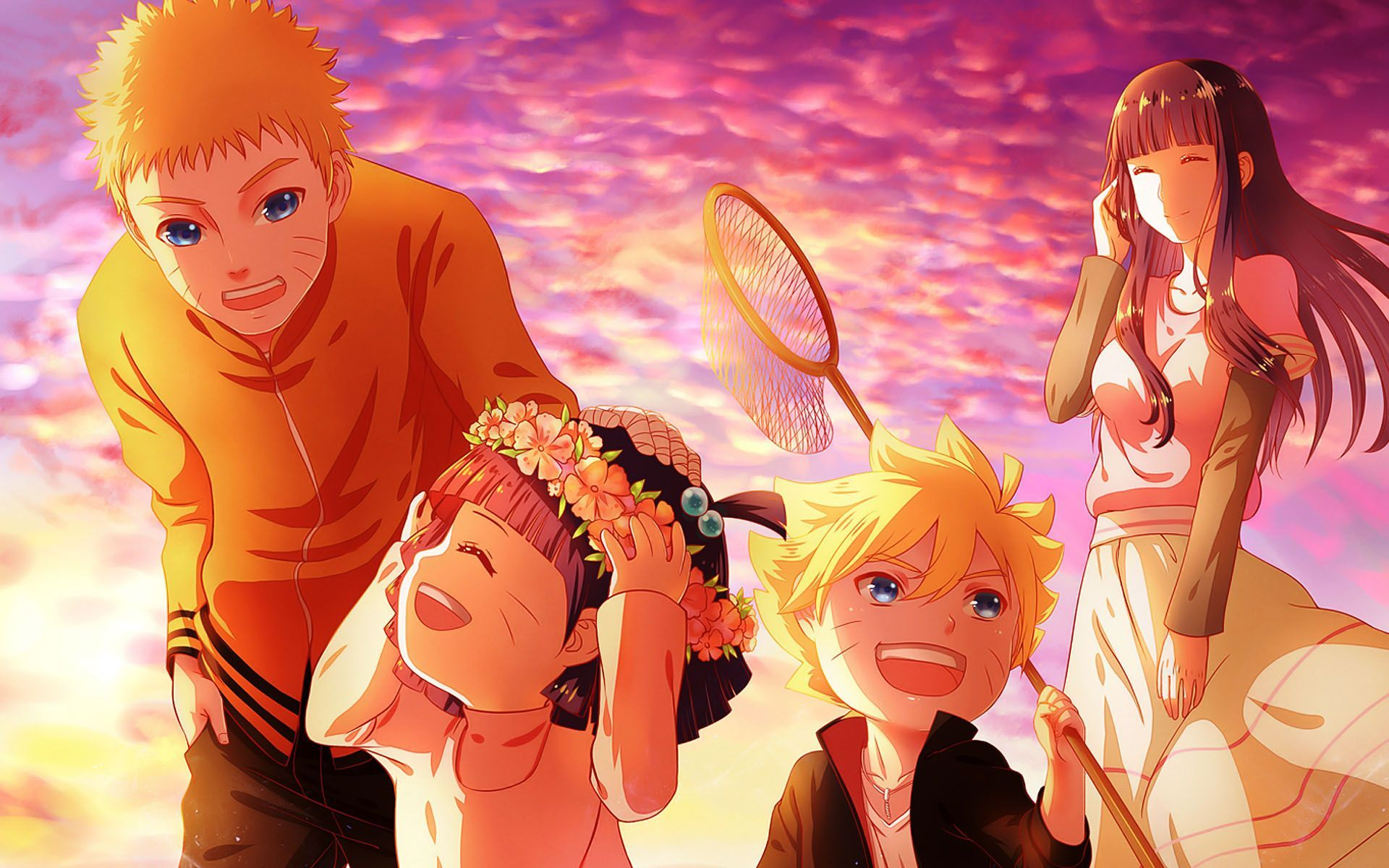 Naruto Family Wallpapers Top Free Naruto Family