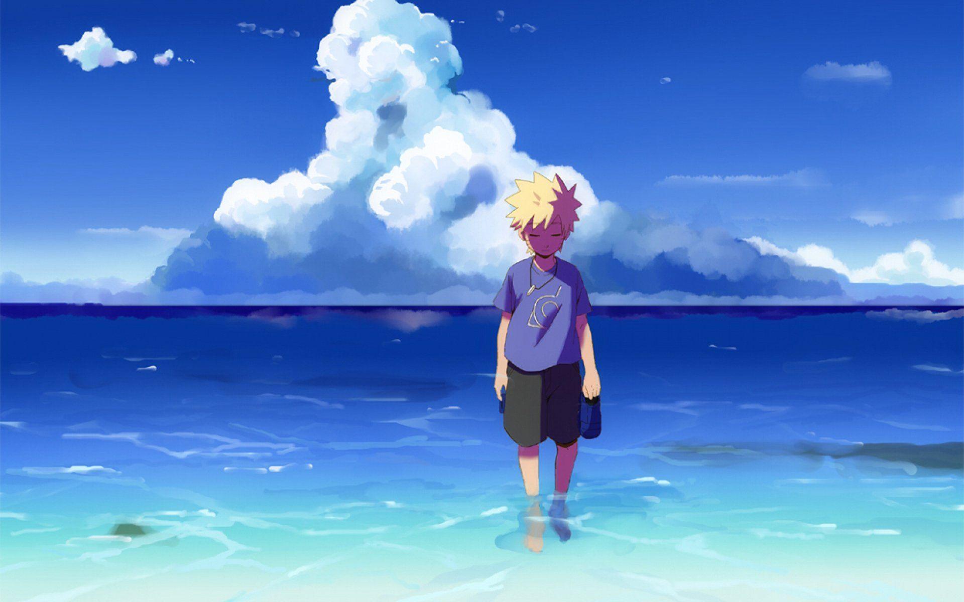 Naruto Summer Wallpapers Top Free Naruto Summer