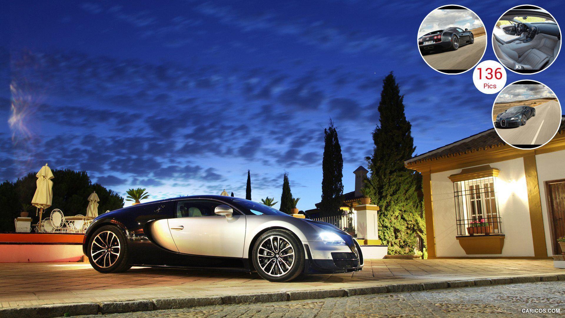 Bugatti Veyron Super Sport Full Hd Wallpaper: Blue Bugatti Veyron Wallpapers