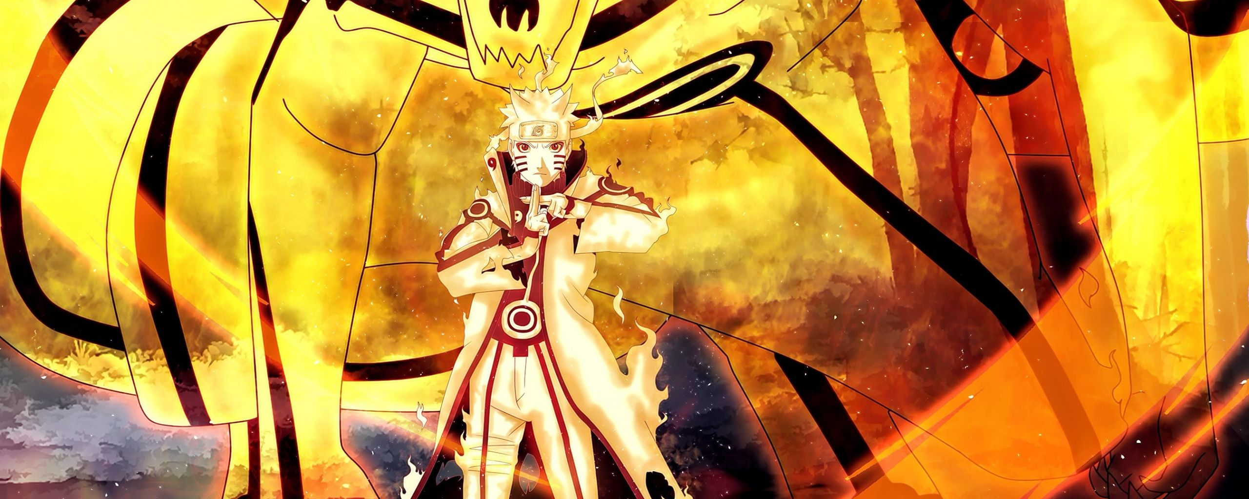 Naruto Dual Monitor Wallpapers - Top Free Naruto Dual ...