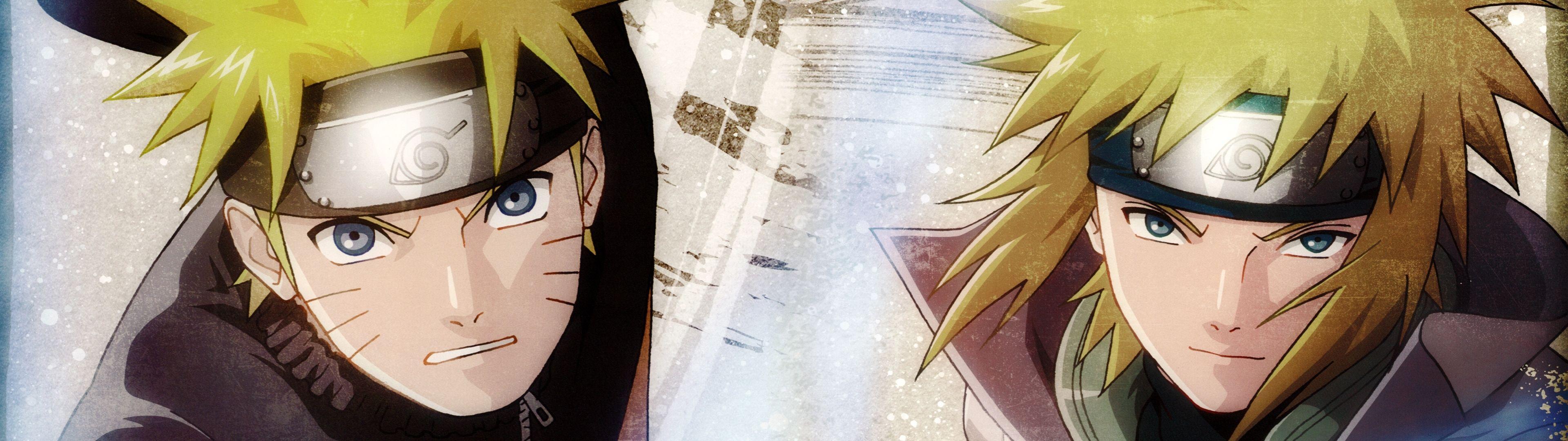 Naruto 3840x1080 Wallpapers Top Free Naruto 3840x1080 Backgrounds Wallpaperaccess